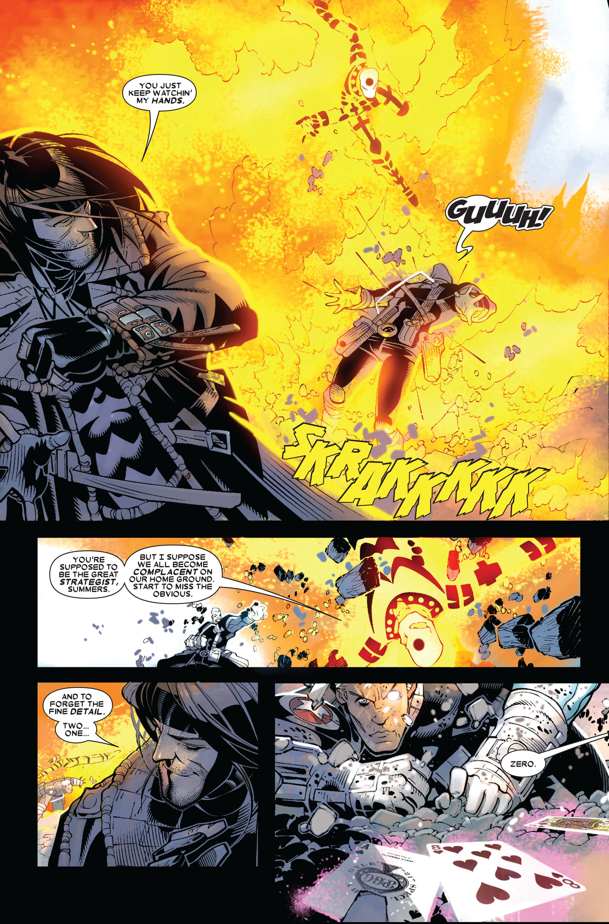 X-Men (1991) 200 Page 19