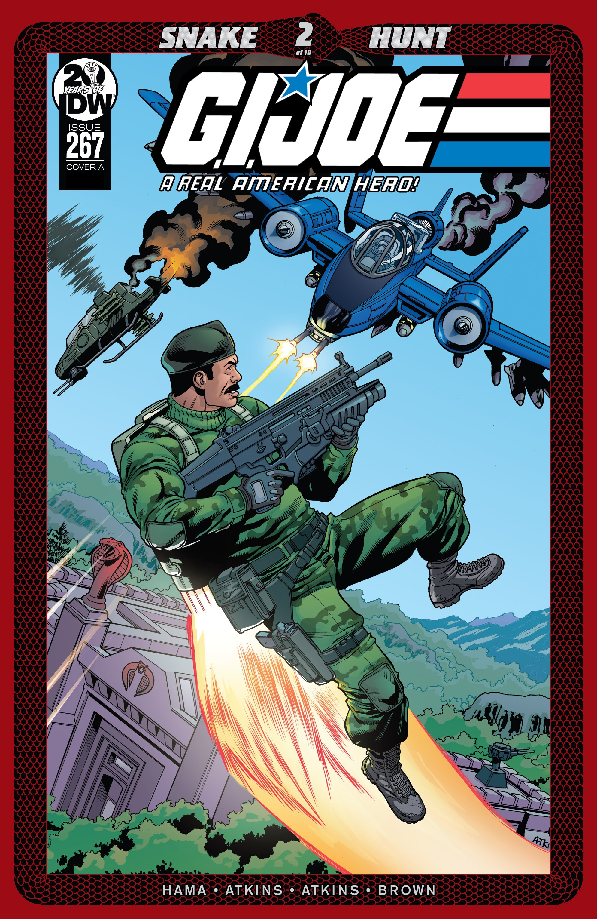 G.I. Joe: A Real American Hero 267 Page 1