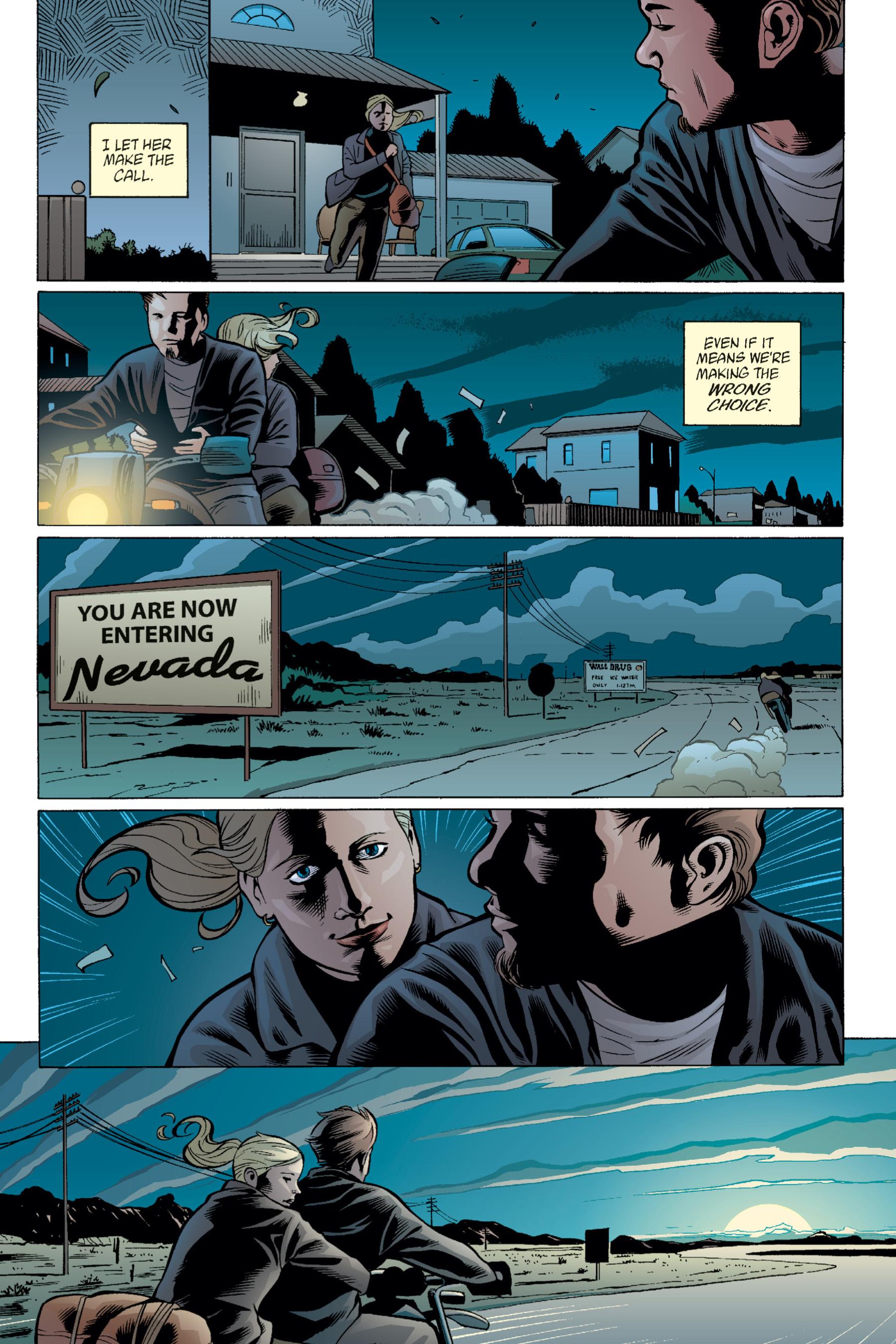 Read online Buffy the Vampire Slayer: Omnibus comic -  Issue # TPB 1 - 123