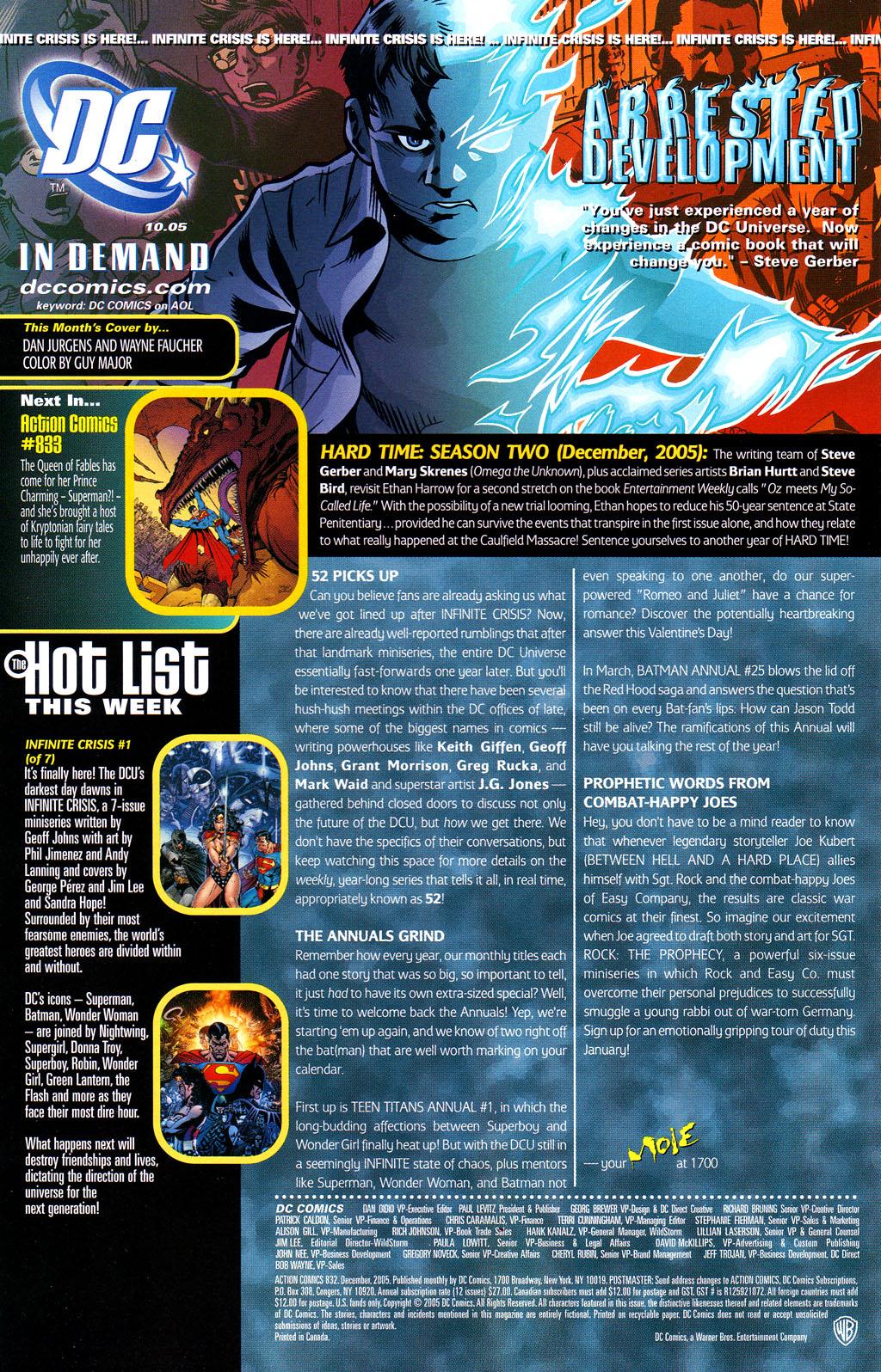 Action Comics (1938) 832 Page 22