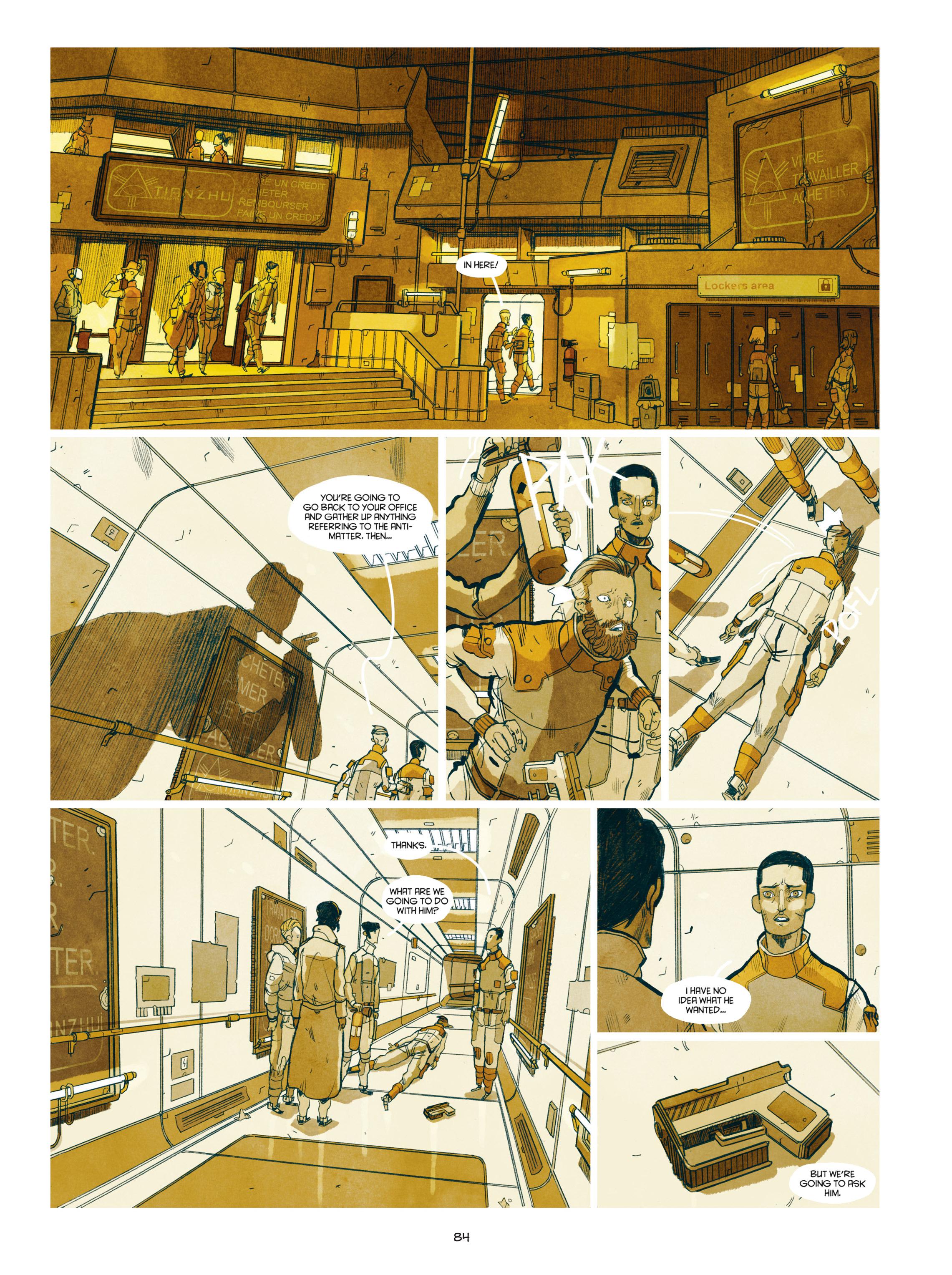 Read online Shangri-La comic -  Issue # Full - 85