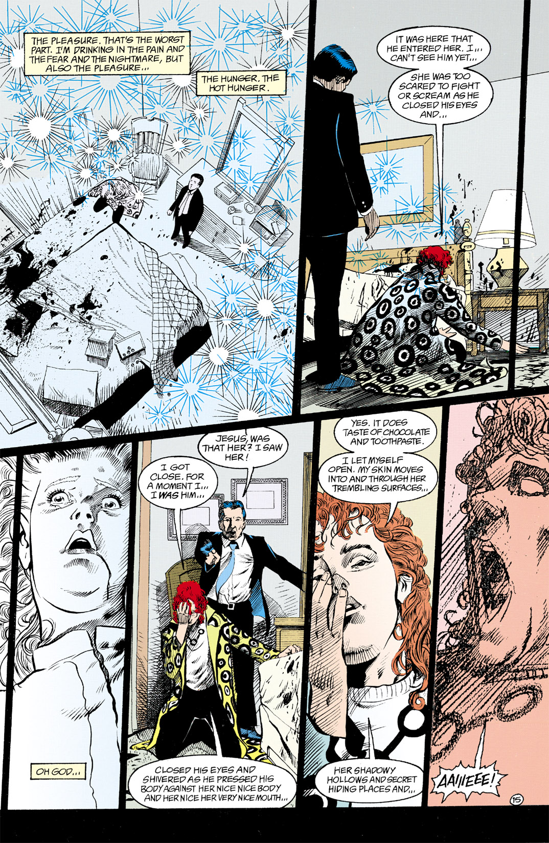 Read online Shade, the Changing Man comic -  Issue #11 - 16
