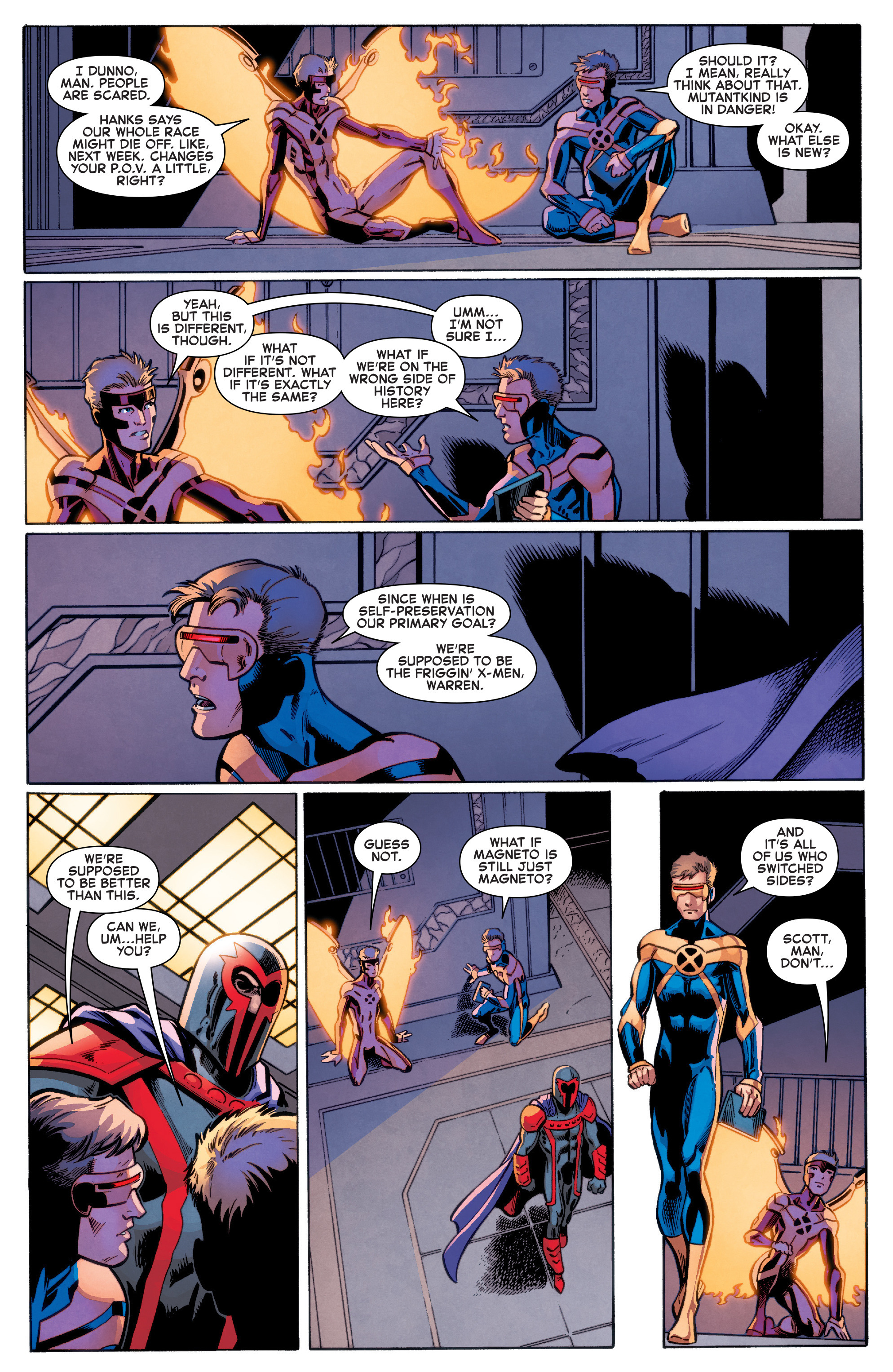 Read online All-New X-Men (2016) comic -  Issue #18 - 15