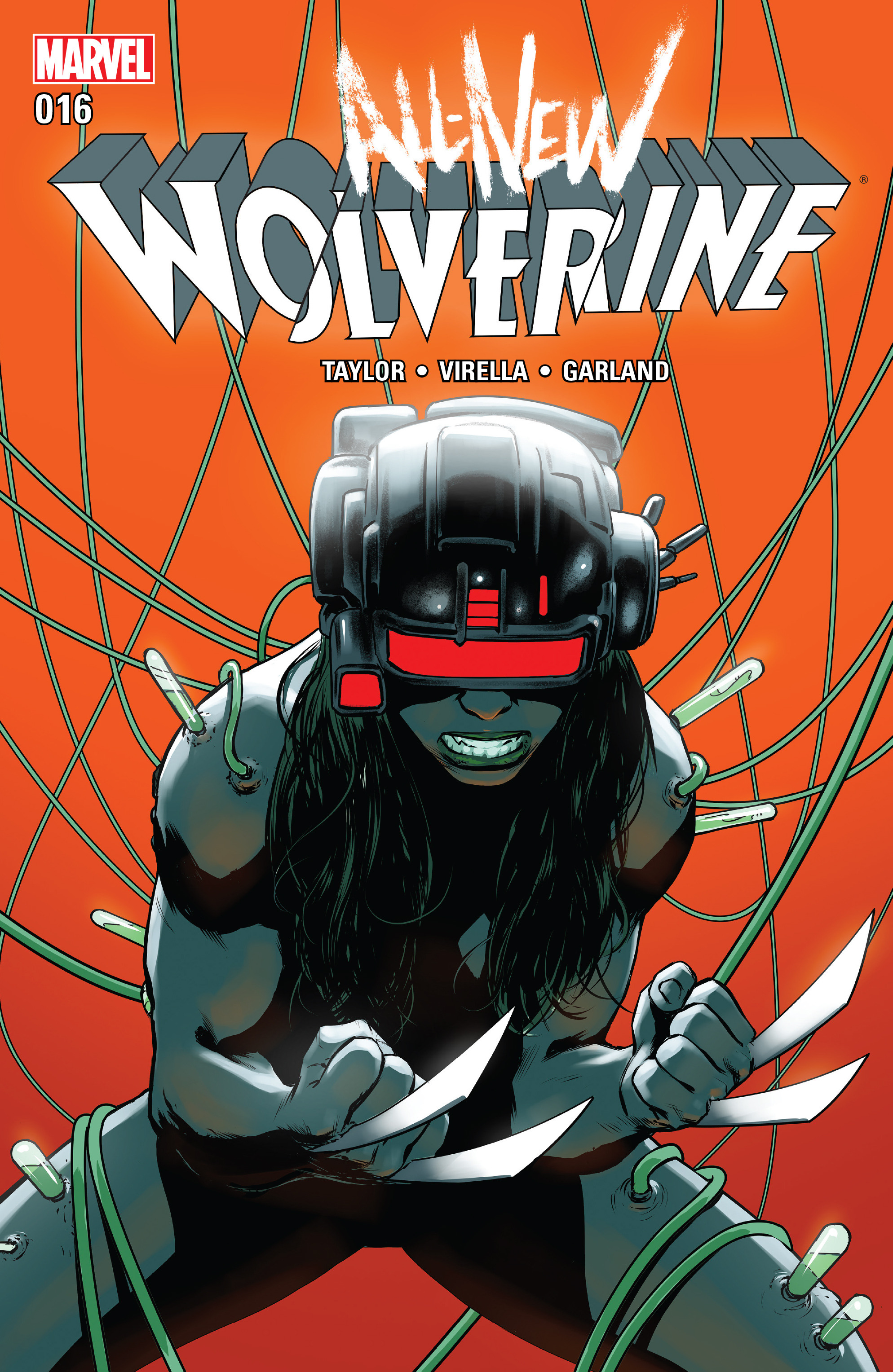 Read online All-New Wolverine (2016) comic -  Issue #16 - 1