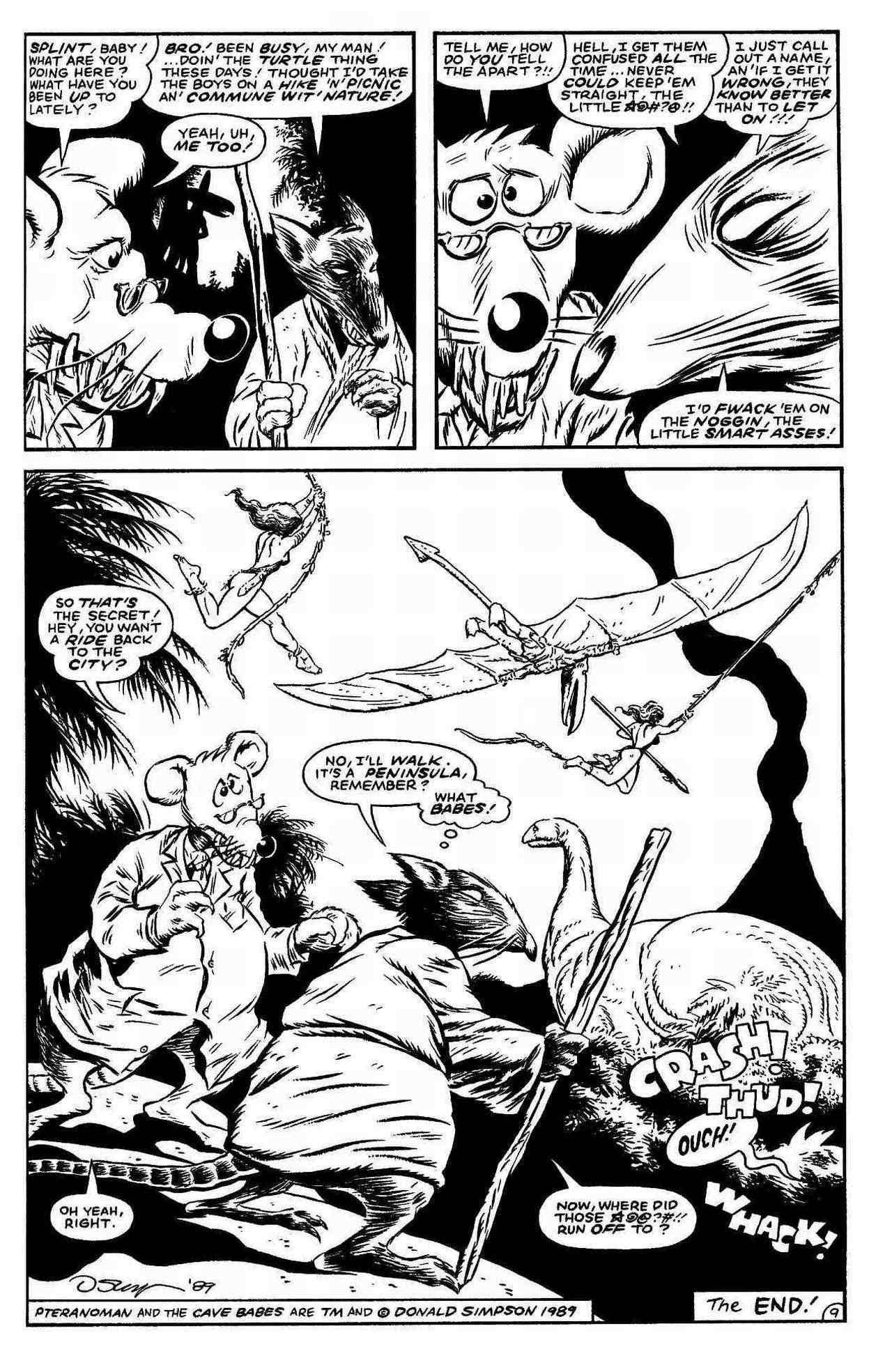 Read online Shell Shock comic -  Issue # Full - 59