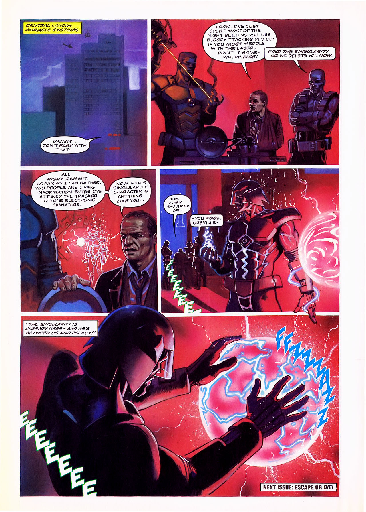 Read online Overkill comic -  Issue #6 - 14