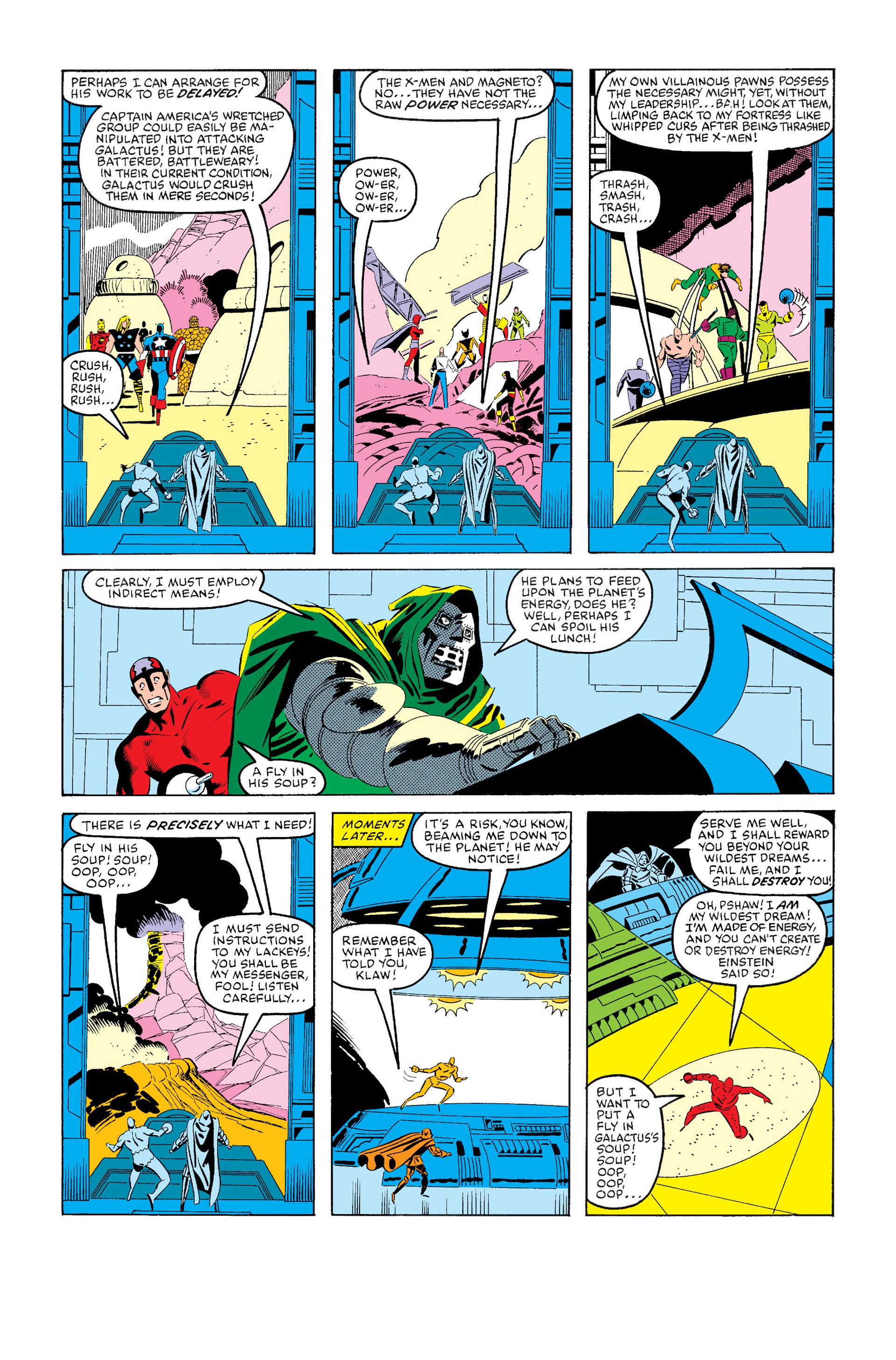 Read online Secret Wars (1985) comic -  Issue #6 - 8