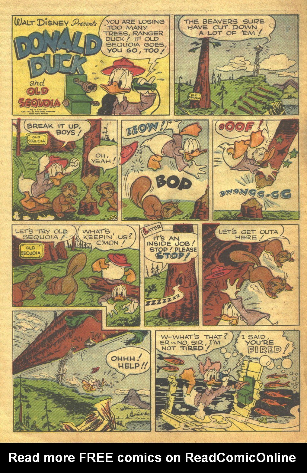 Walt Disney's Comics and Stories issue 62 - Page 44