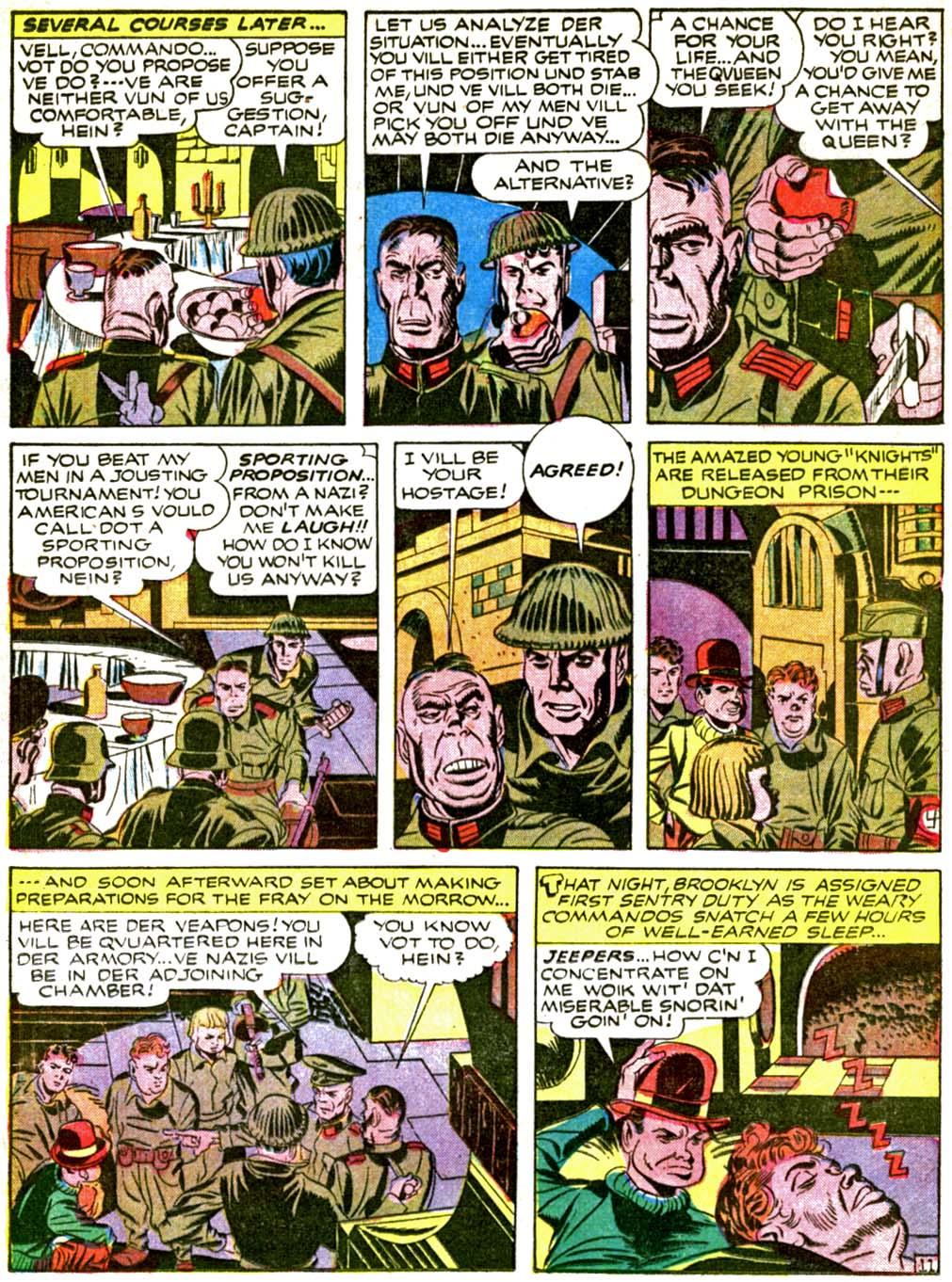 Boy Commandos issue 2 - Page 43
