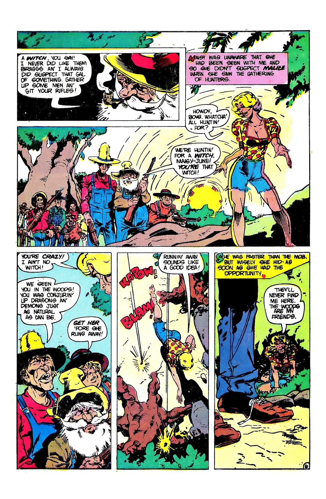 E-Man (1973) issue 10 - Page 9