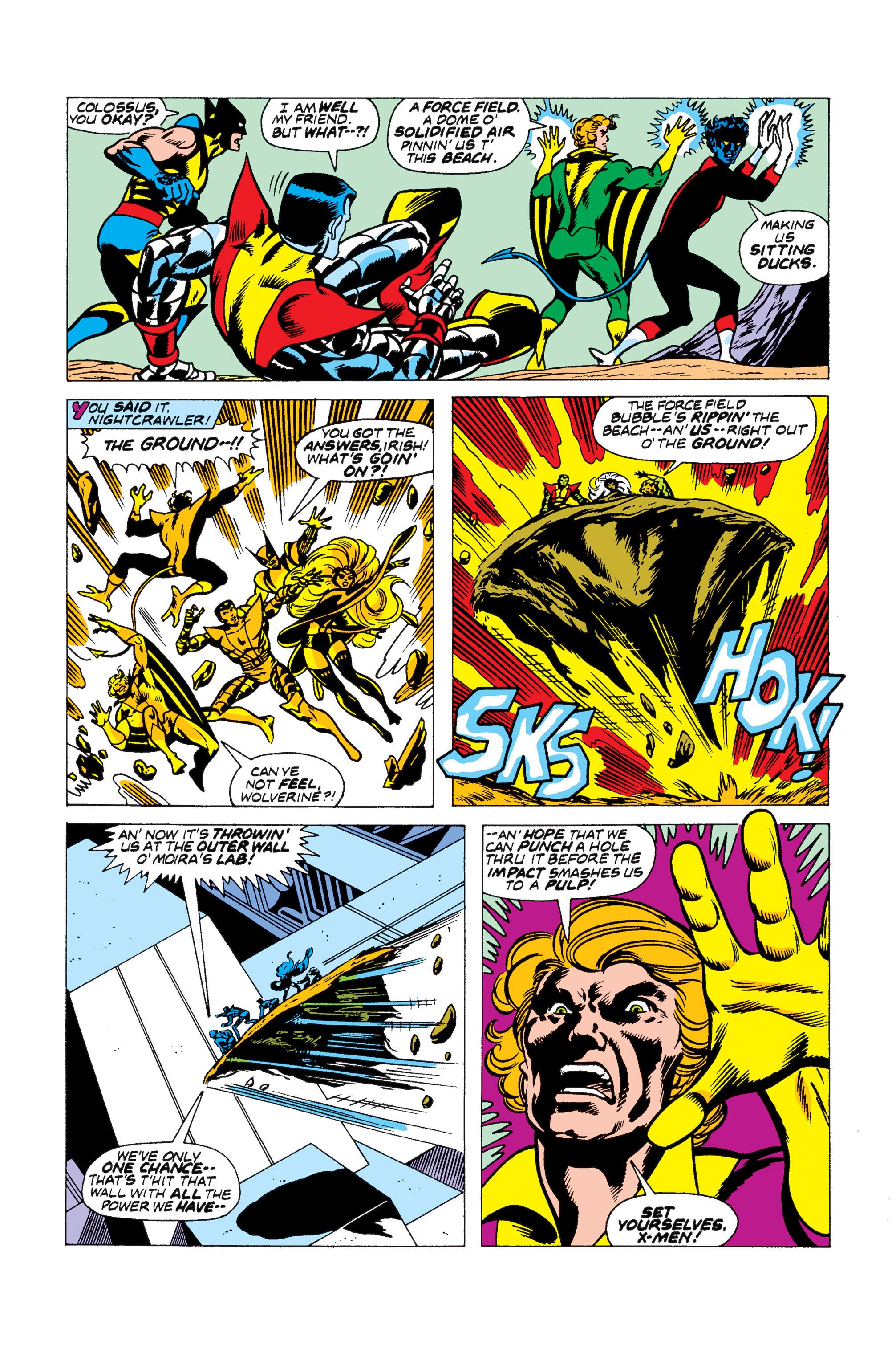Read online Uncanny X-Men (1963) comic -  Issue #104 - 5