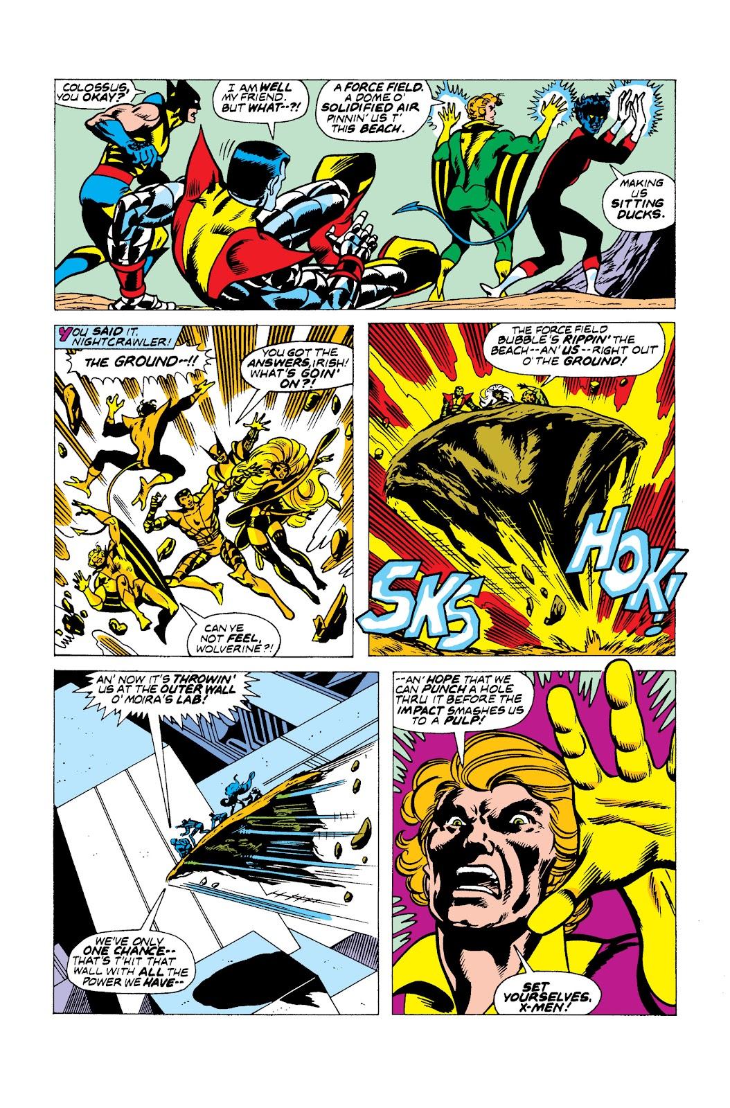 Uncanny X-Men (1963) issue 104 - Page 5