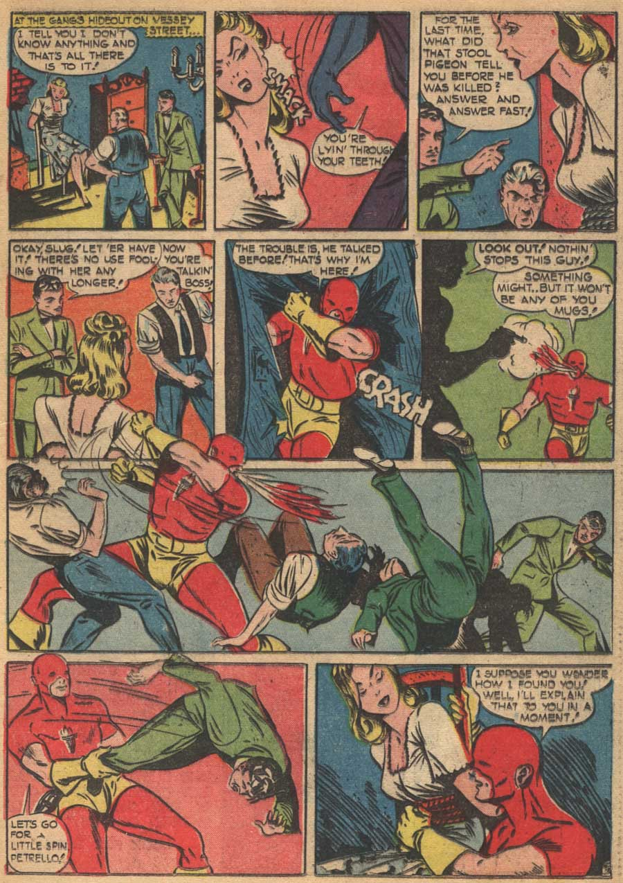 Blue Ribbon Comics (1939) issue 16 - Page 49