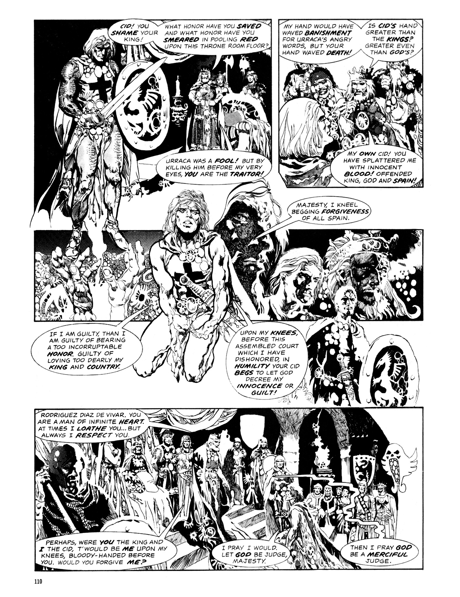 Read online Eerie Archives comic -  Issue # TPB 14 - 111
