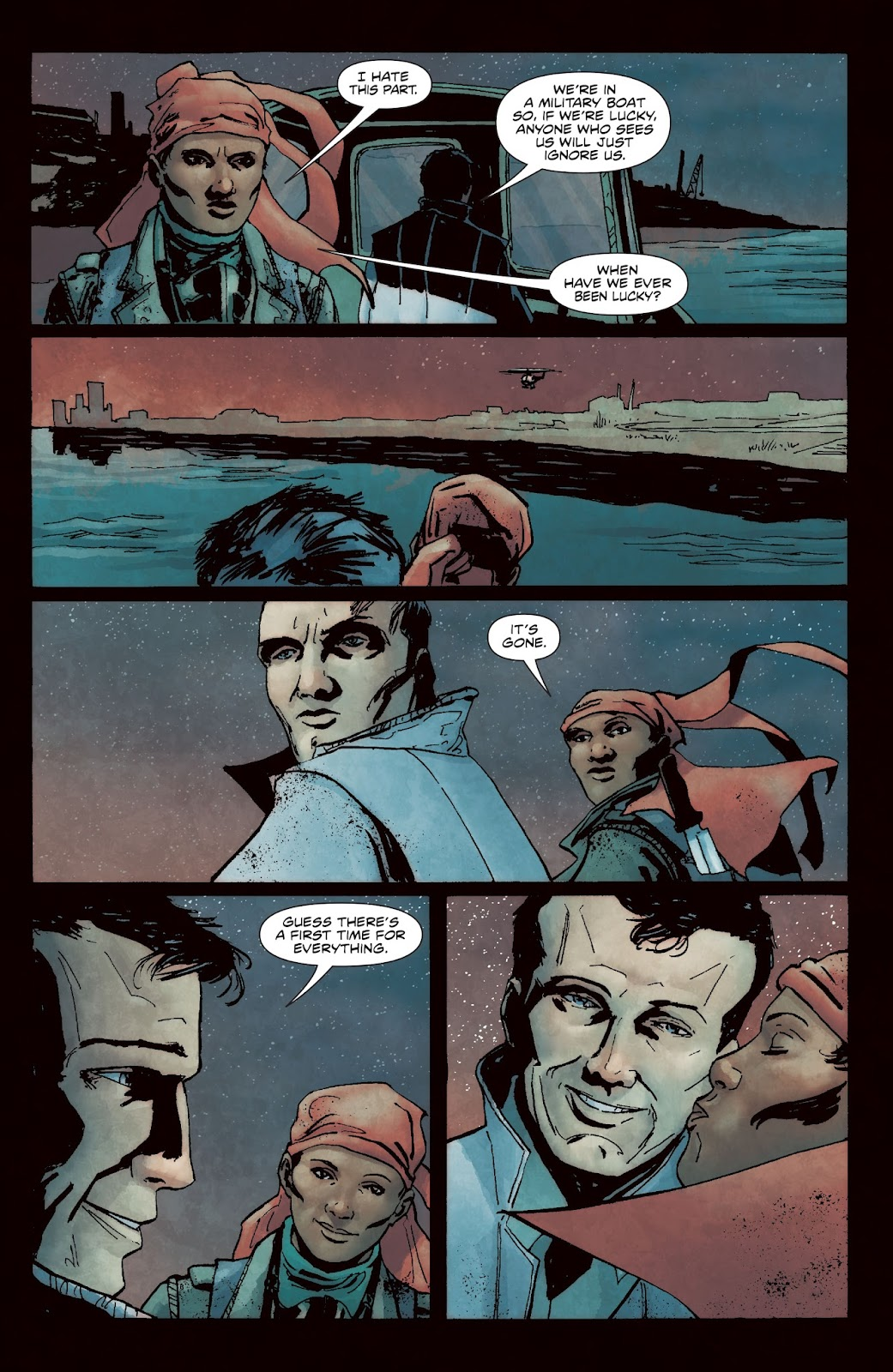 28 Days Later issue 24 - Page 13