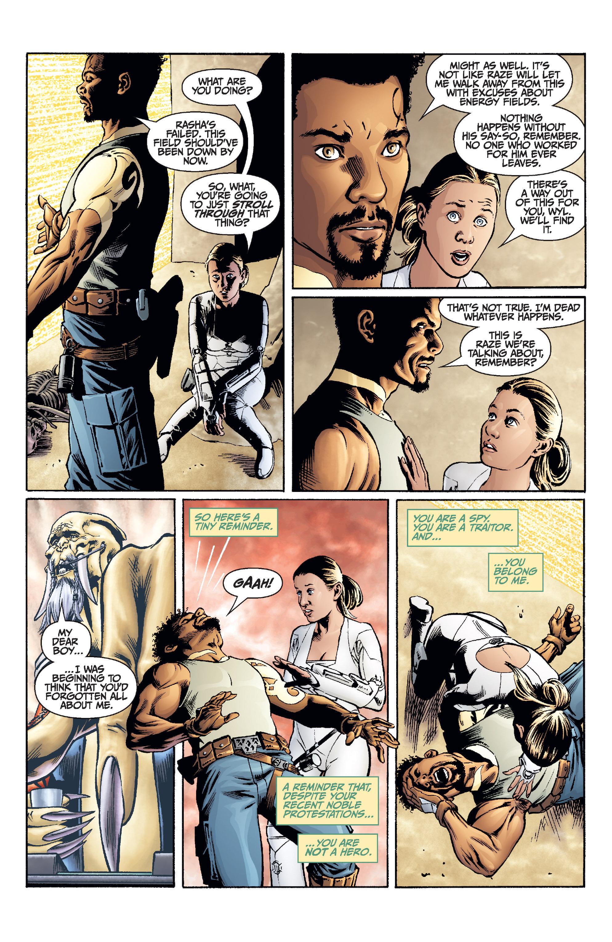 Read online Star Wars Omnibus comic -  Issue # Vol. 20 - 267