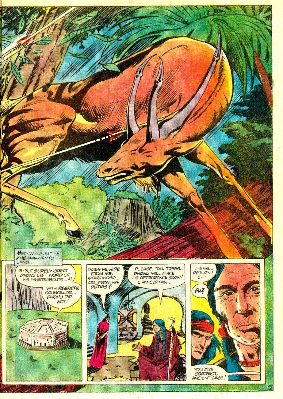 Read online Arion, Lord of Atlantis comic -  Issue #16 - 4
