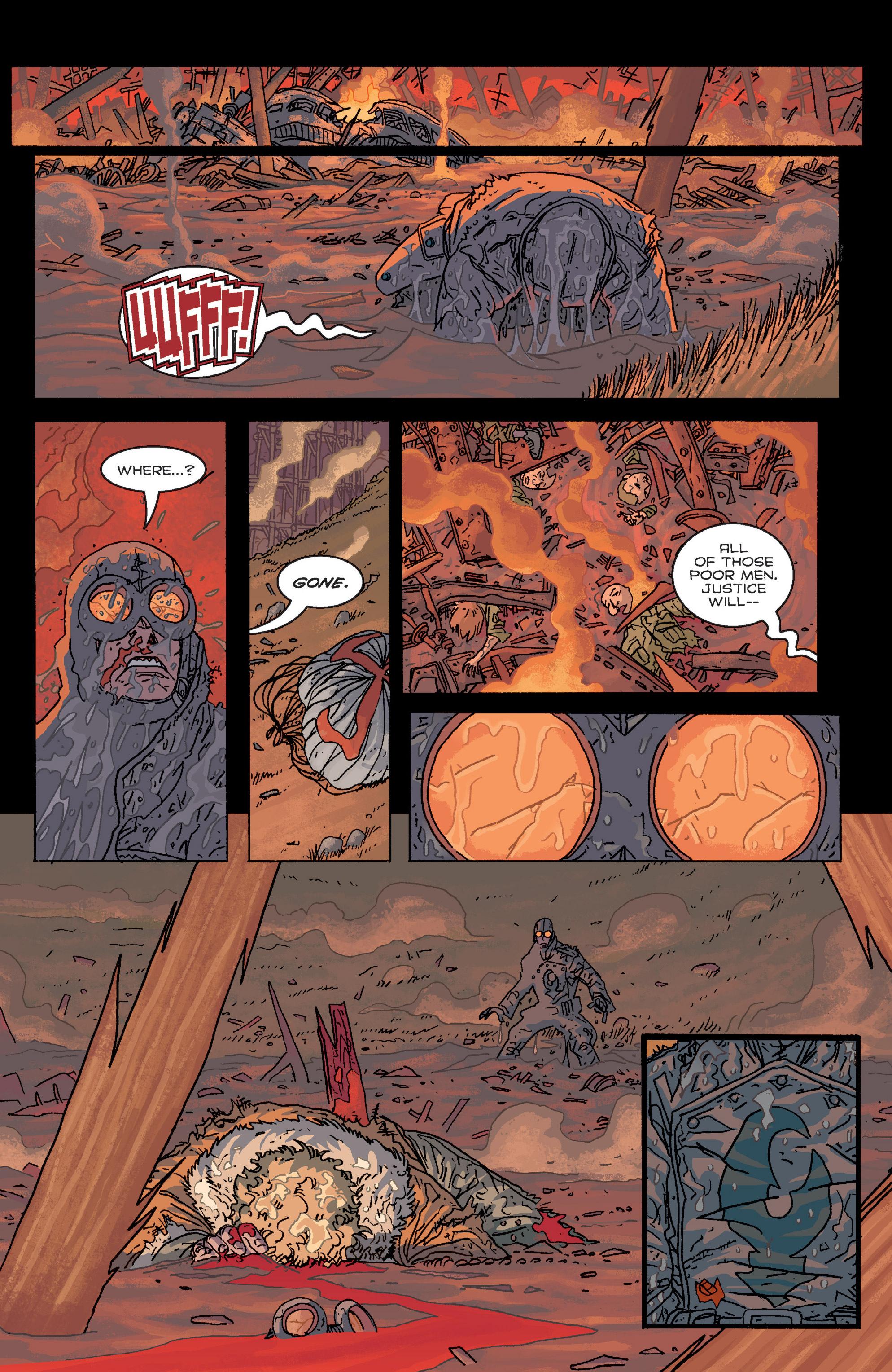 Read online B.P.R.D. (2003) comic -  Issue # TPB 2 - 65