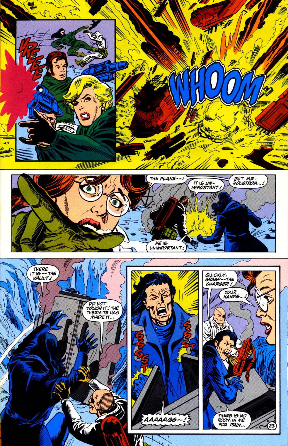 Doc Savage (1988) issue 12 - Page 25