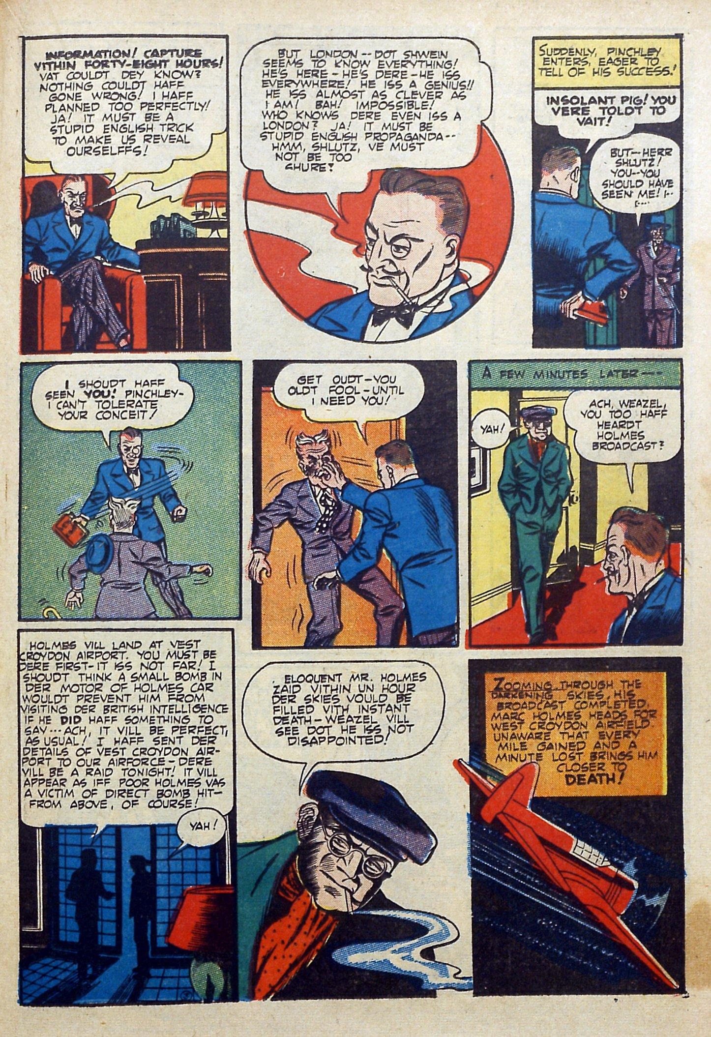Daredevil (1941) issue 3 - Page 35