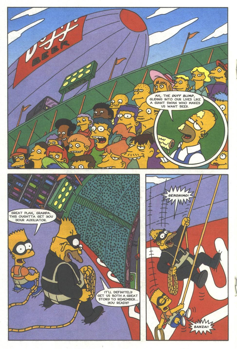 Read online Simpsons Comics comic -  Issue #37 - 17