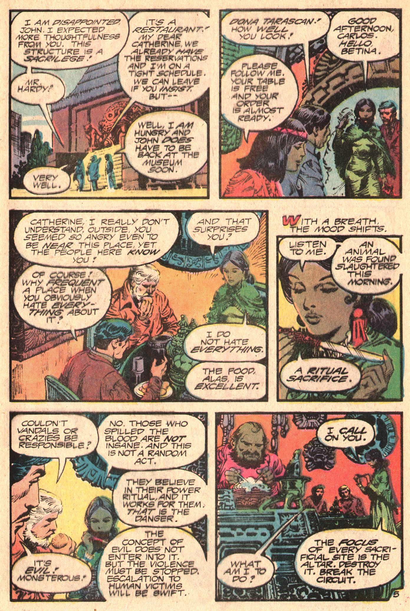 Read online The Fly (1983) comic -  Issue #5 - 29