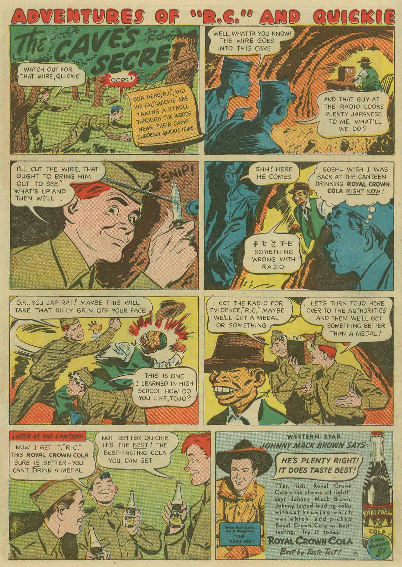 Read online Sensation (Mystery) Comics comic -  Issue #28 - 17