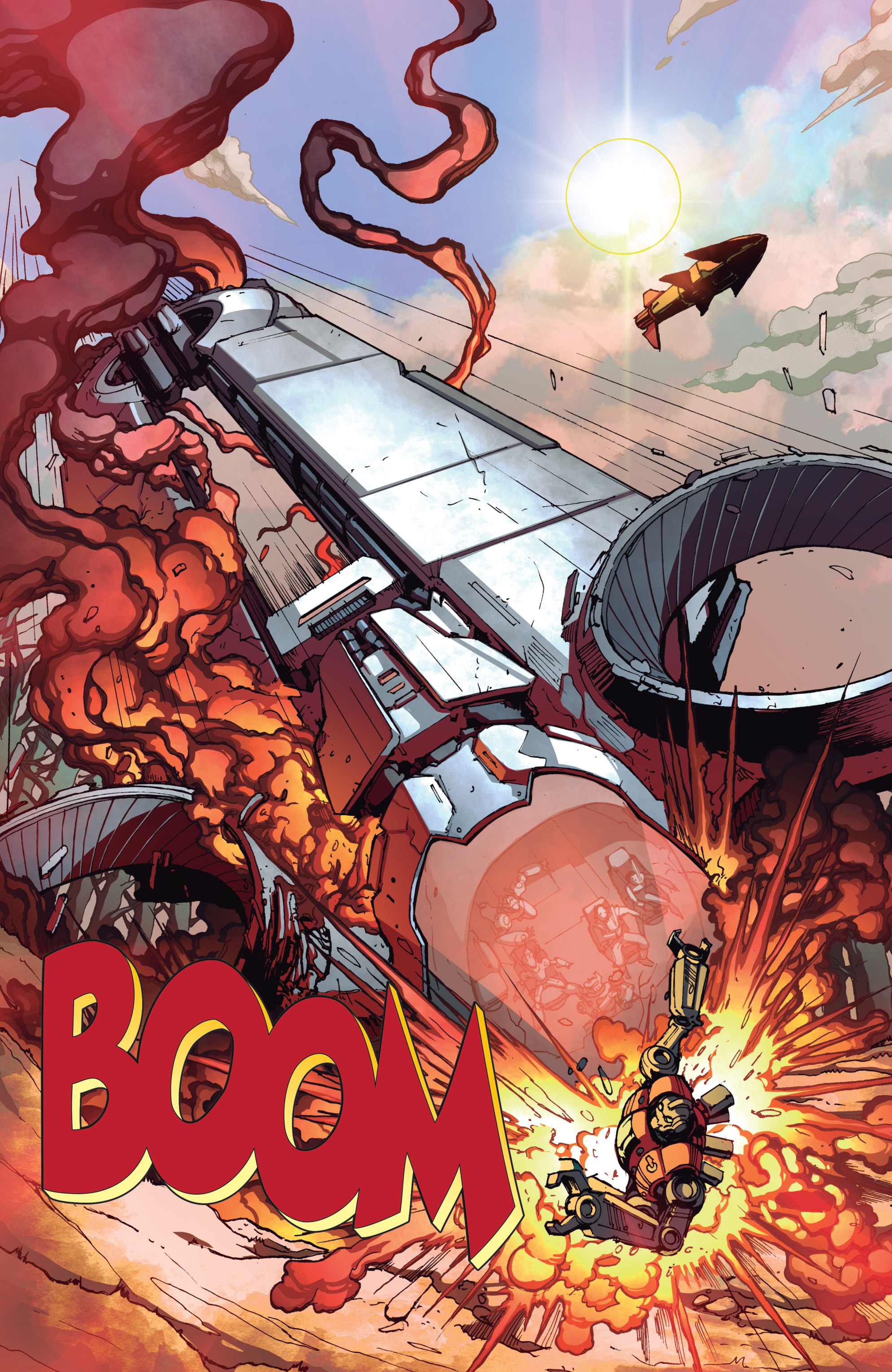 Read online Micronauts: Wrath of Karza comic -  Issue #2 - 9