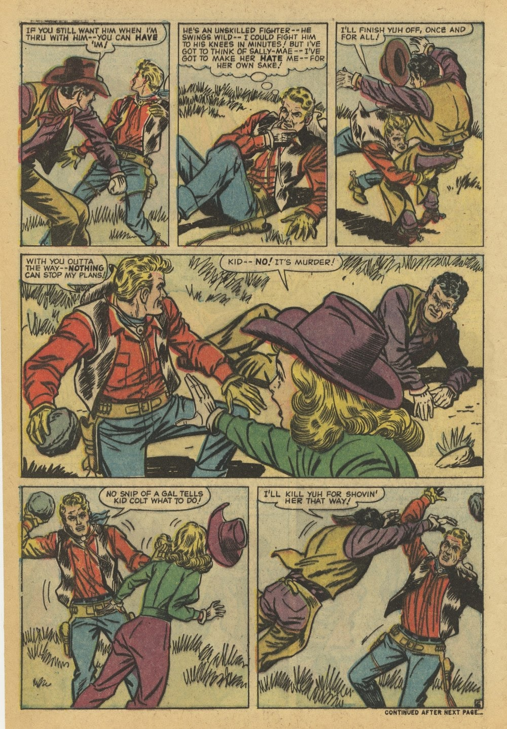 Kid Colt Outlaw issue 82 - Page 8