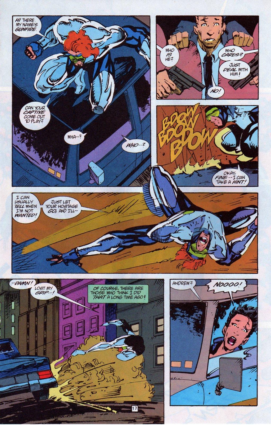 Read online Gunfire comic -  Issue #8 - 18