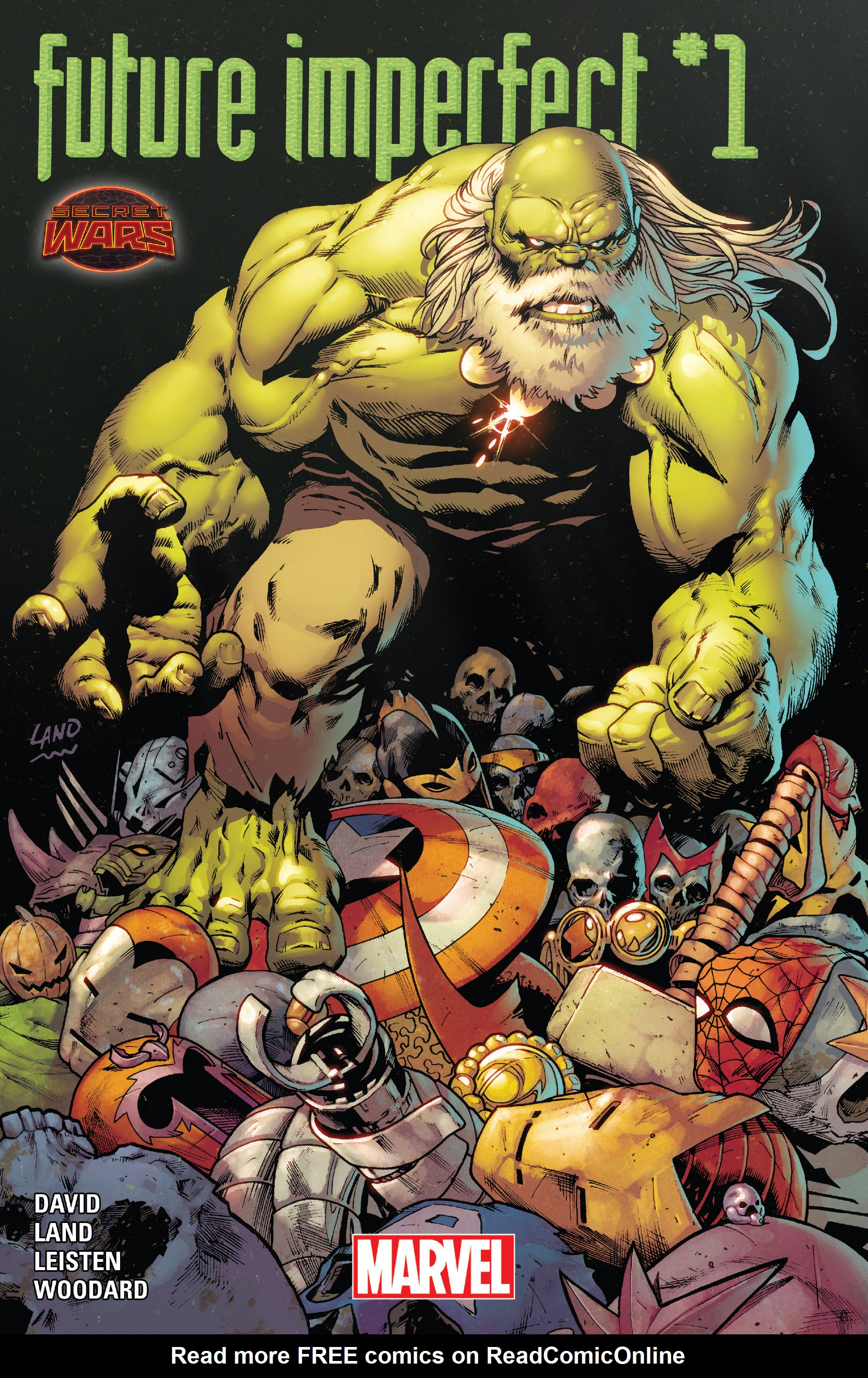 Read online Future Imperfect comic -  Issue #1 - 1