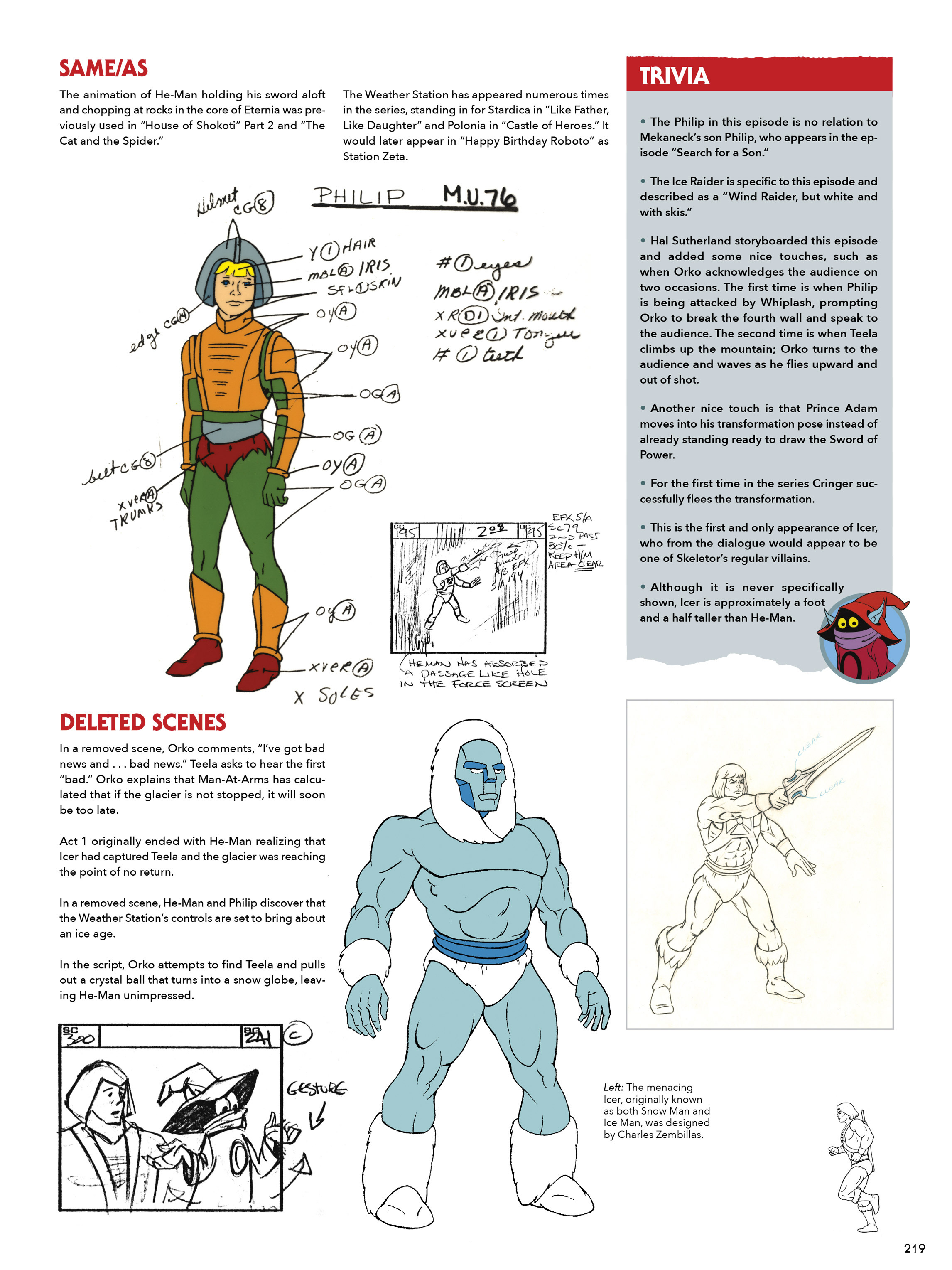 Read online He-Man and She-Ra: A Complete Guide to the Classic Animated Adventures comic -  Issue # TPB (Part 2) - 20