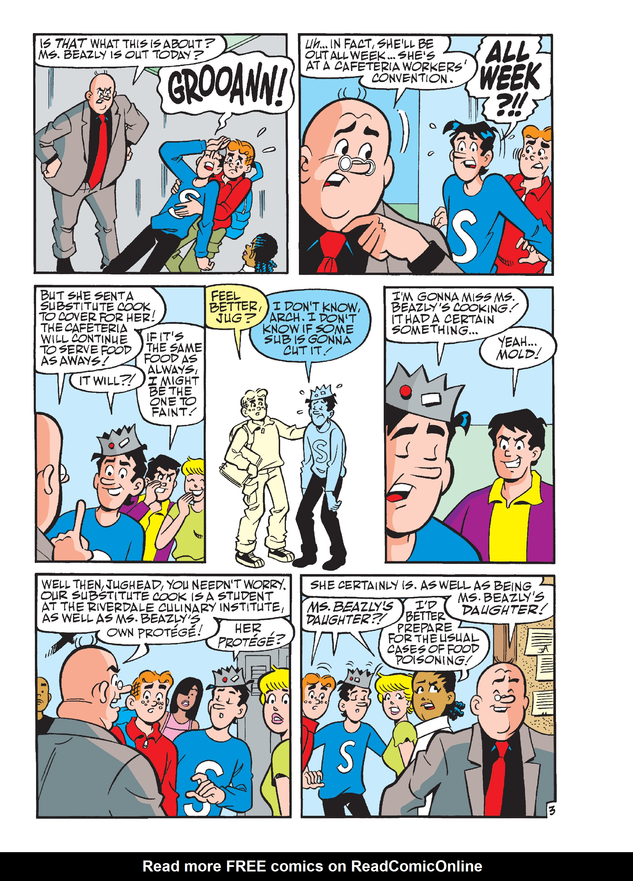 Read online Archie's Funhouse Double Digest comic -  Issue #17 - 37