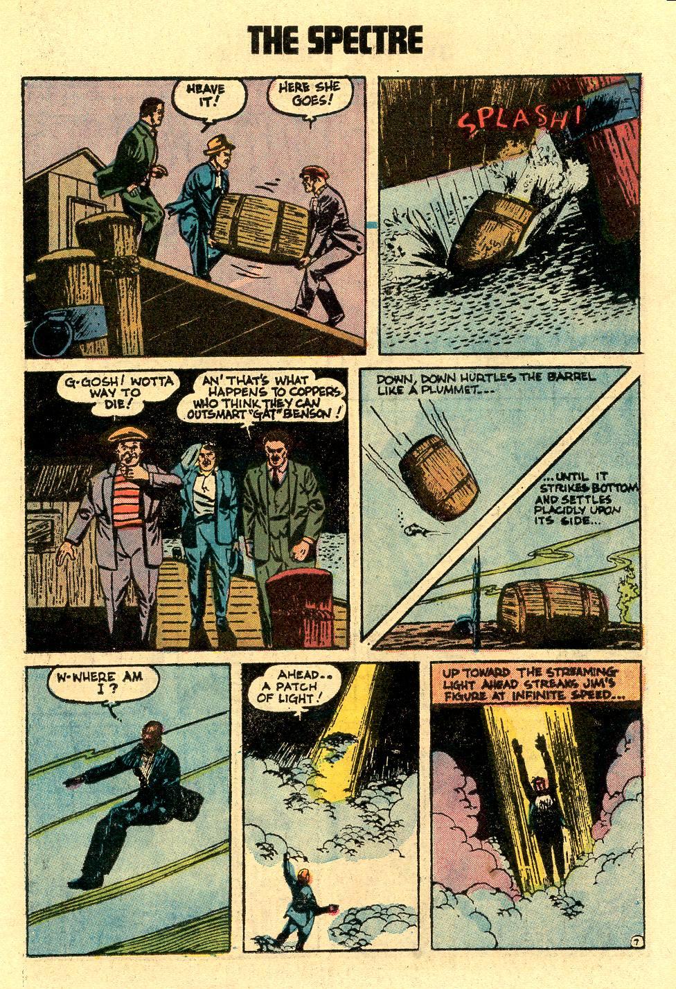 Read online Secret Origins (1973) comic -  Issue #5 - 11