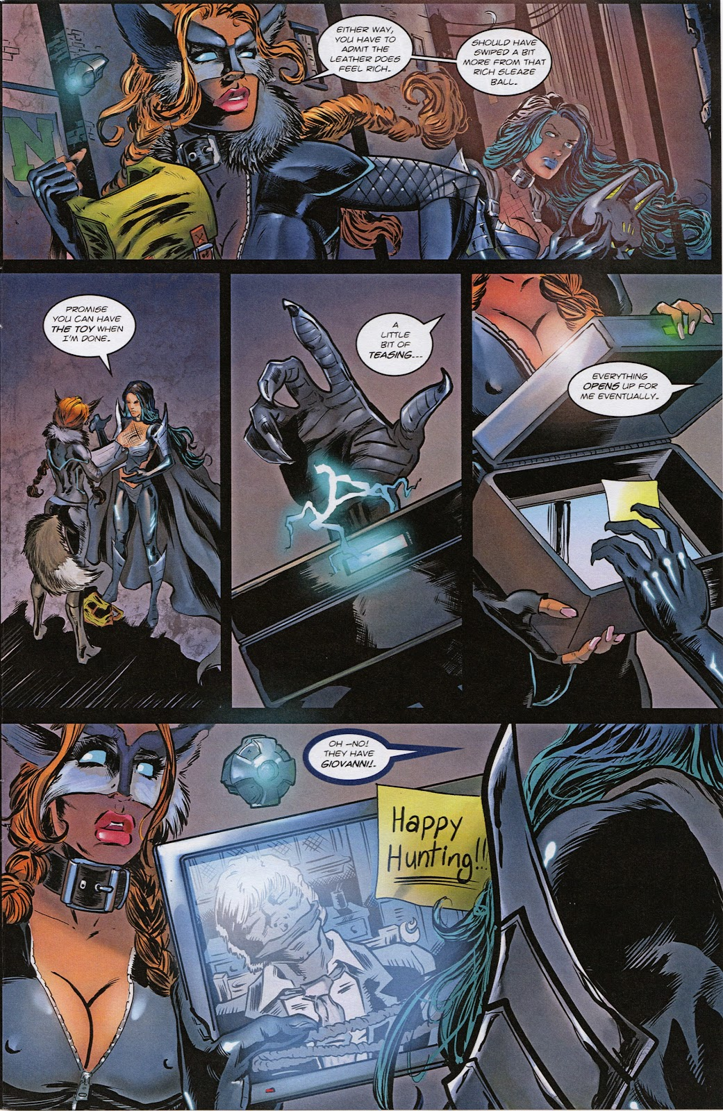 Read online Fox and Hound comic -  Issue #2 - 25