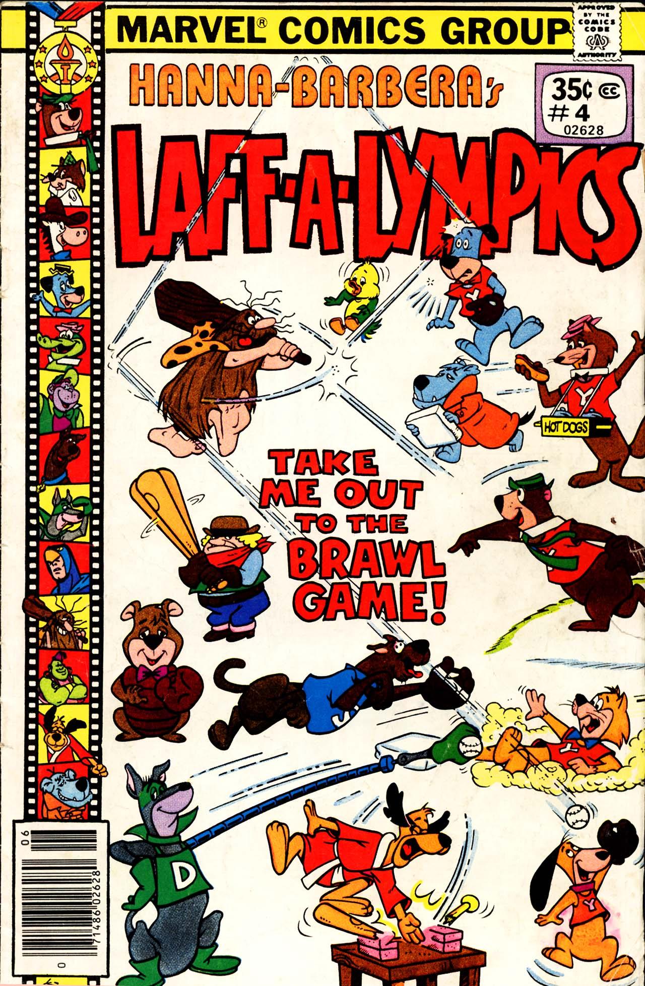 Laff-a-lympics 4 Page 1