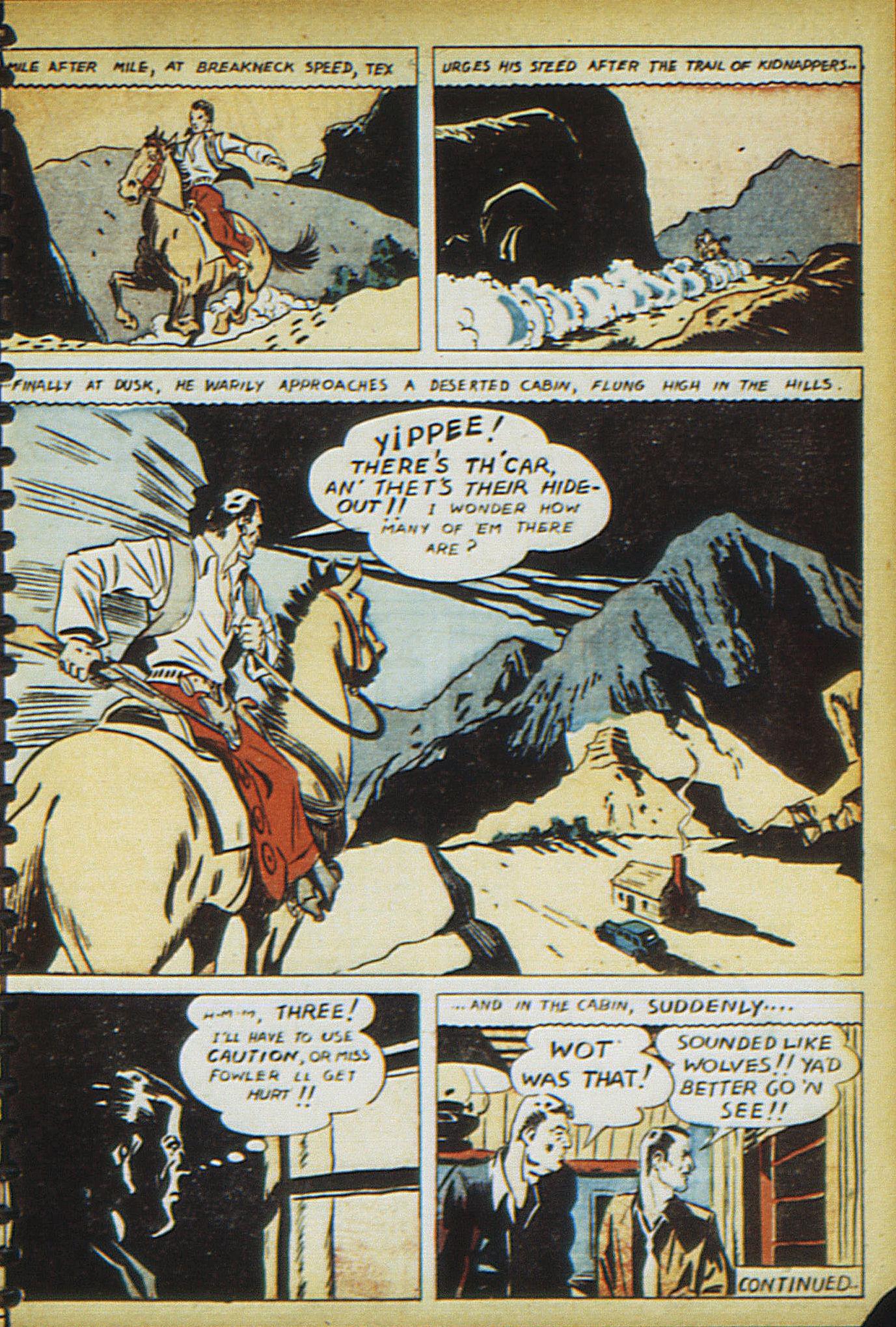 Read online Adventure Comics (1938) comic -  Issue #15 - 65