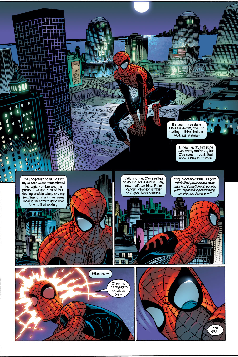 The Amazing Spider-Man (1999) 46 Page 10