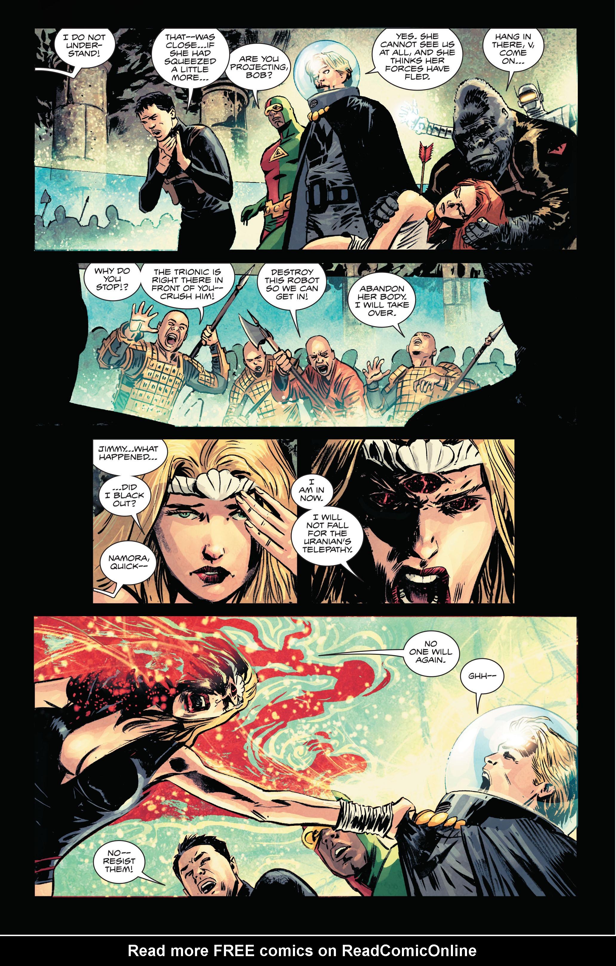 Read online Atlas comic -  Issue #4 - 4