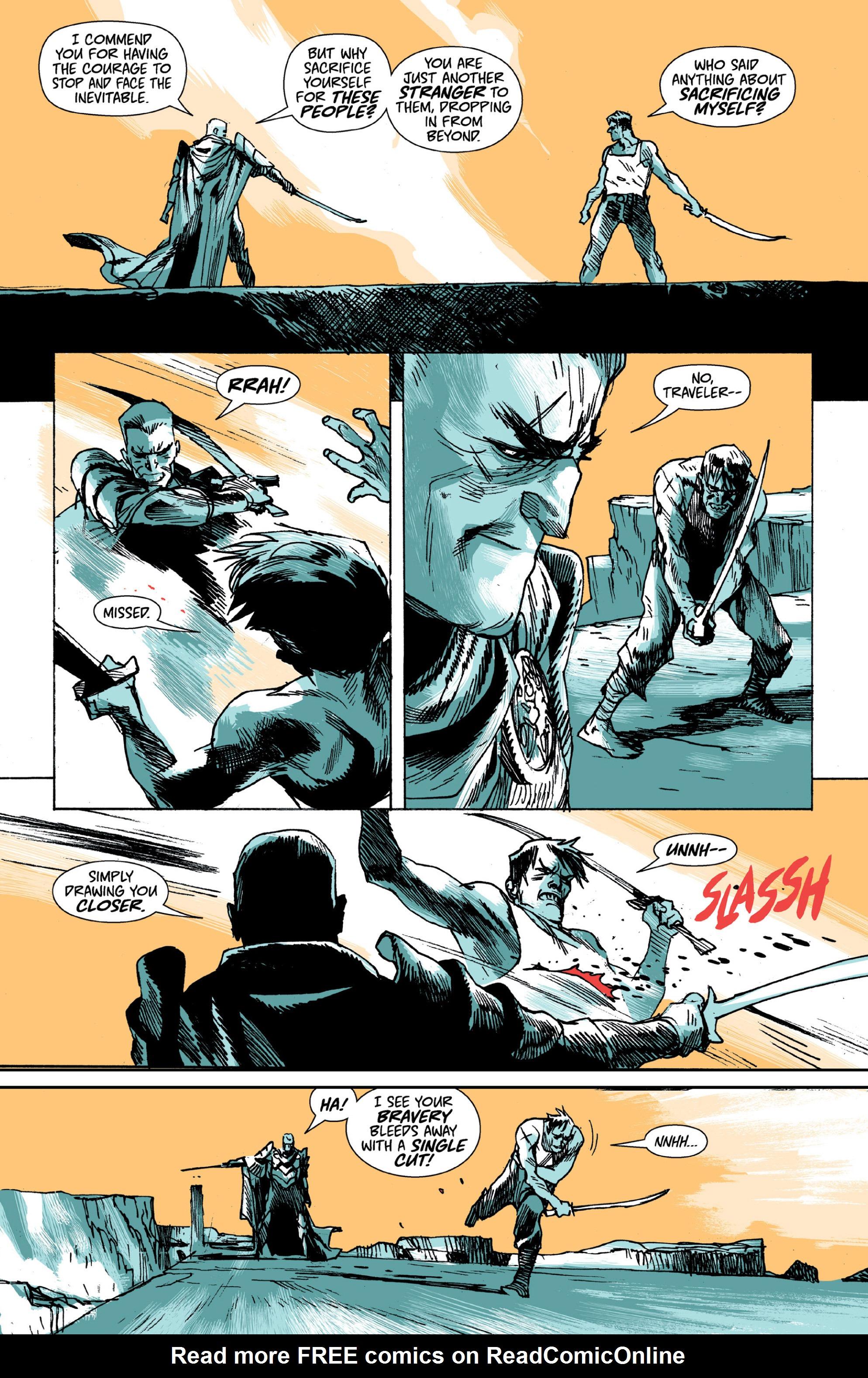 Read online Ei8ht comic -  Issue # TPB - 112