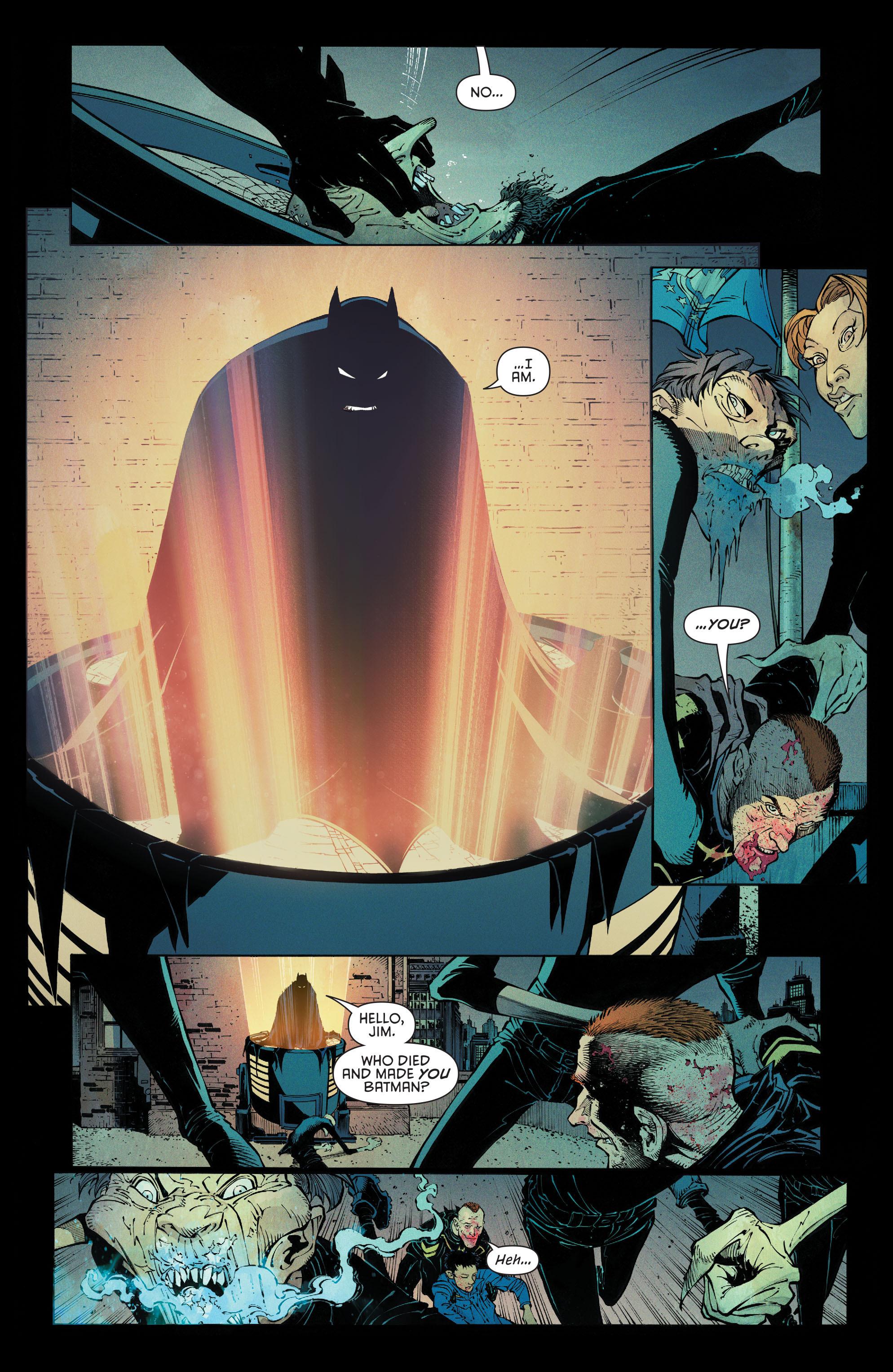 Read online Batman (2011) comic -  Issue # _TPB 9 - 99