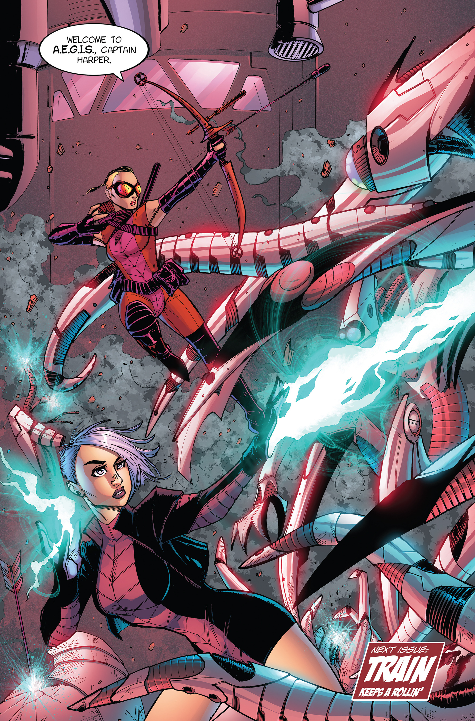 Read online Antiis Comics Presents, Vol. 1: Midknight comic -  Issue #Antiis Comics Presents, Vol. 1: Midknight Full - 30
