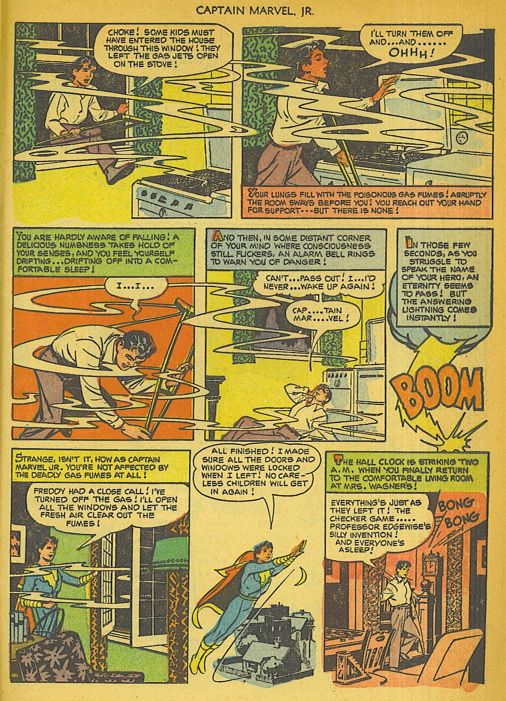 Captain Marvel, Jr. issue 111 - Page 20