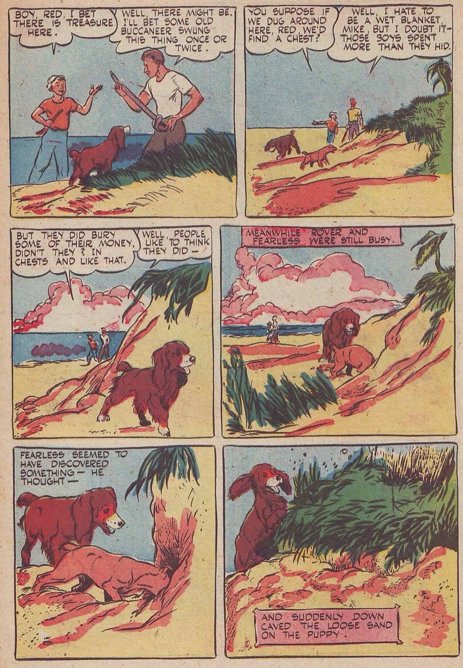 Read online Animal Comics comic -  Issue #30 - 9
