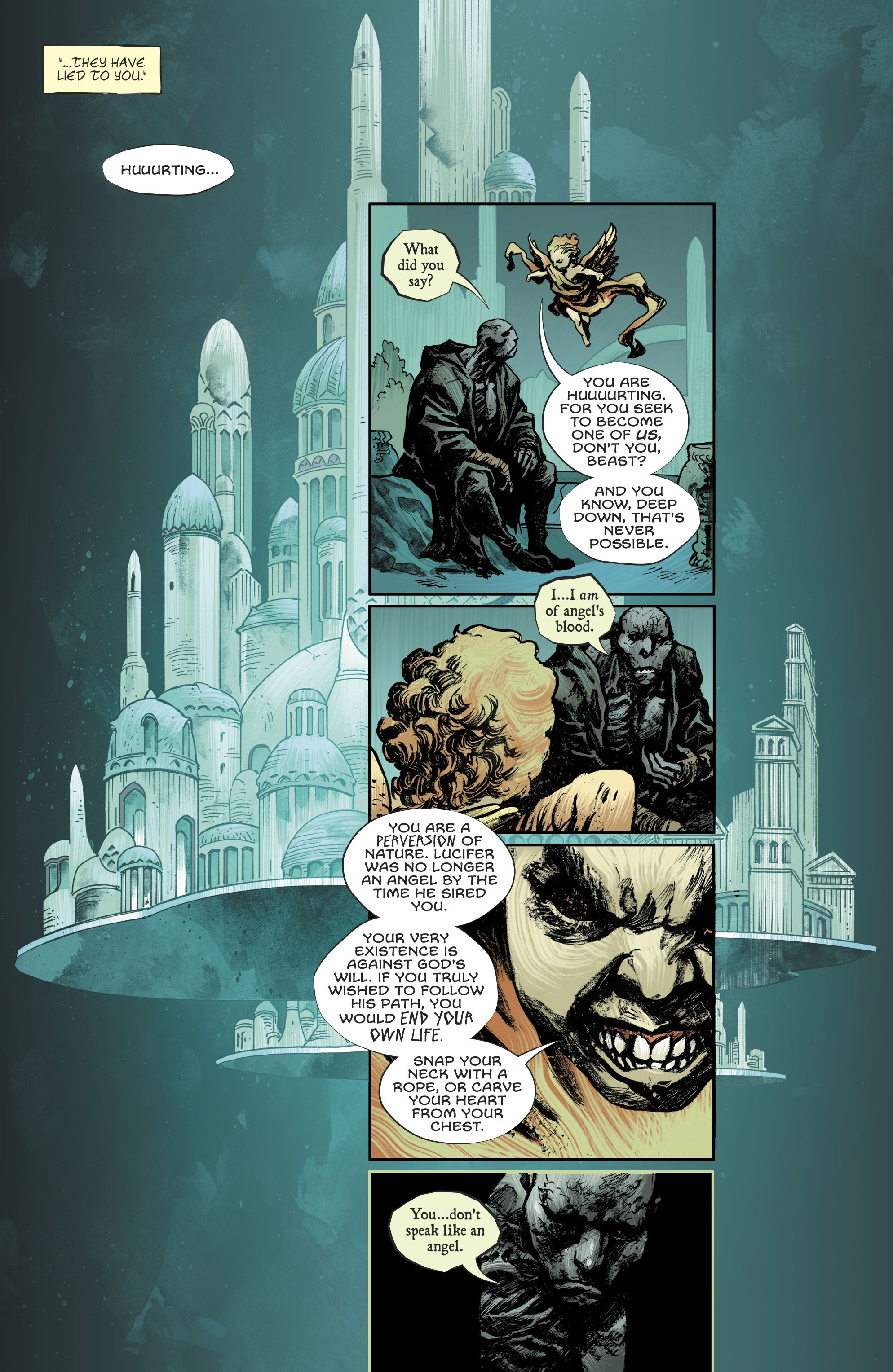 Read online Lucifer (2018) comic -  Issue #11 - 16