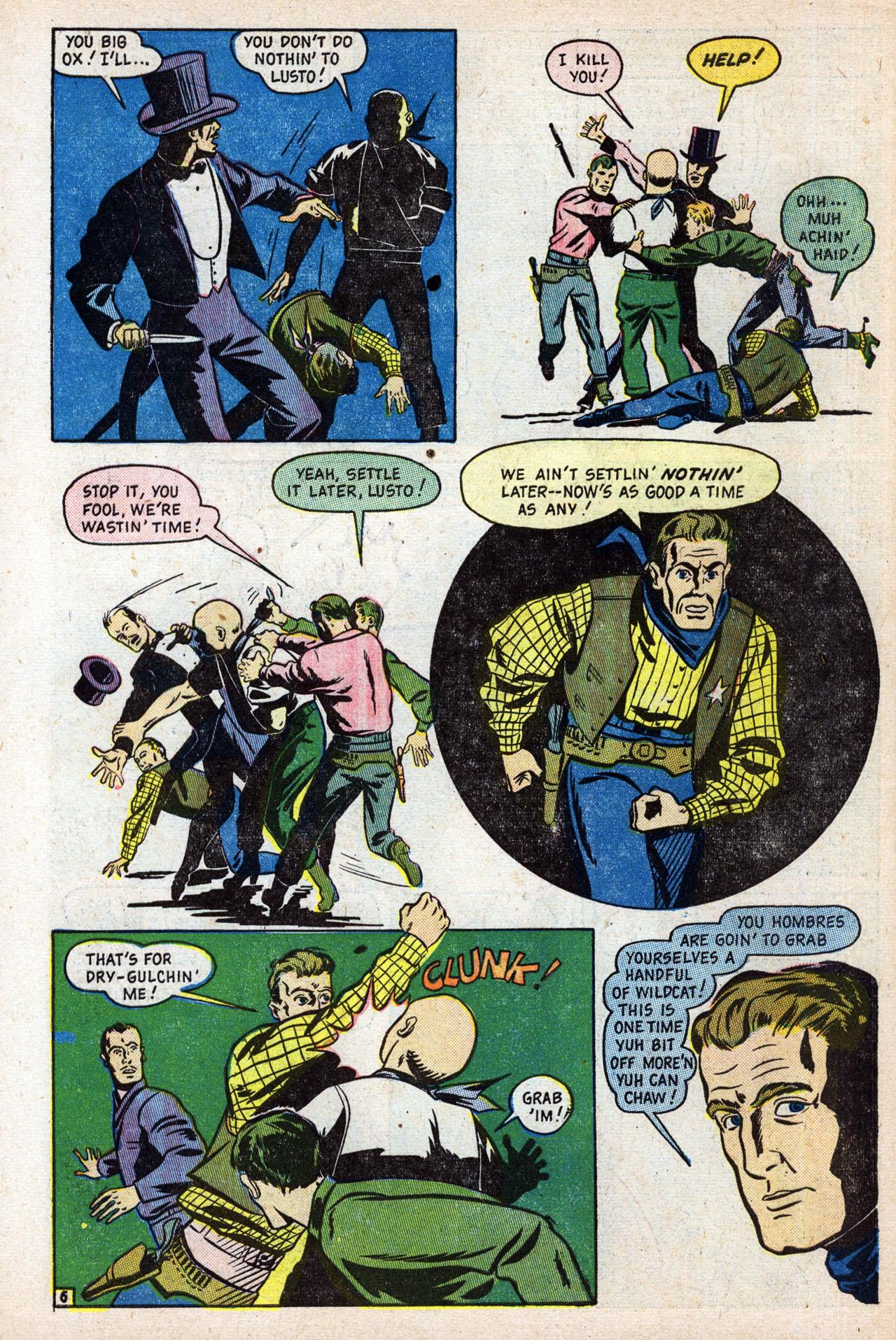 Read online Two-Gun Kid comic -  Issue #8 - 30