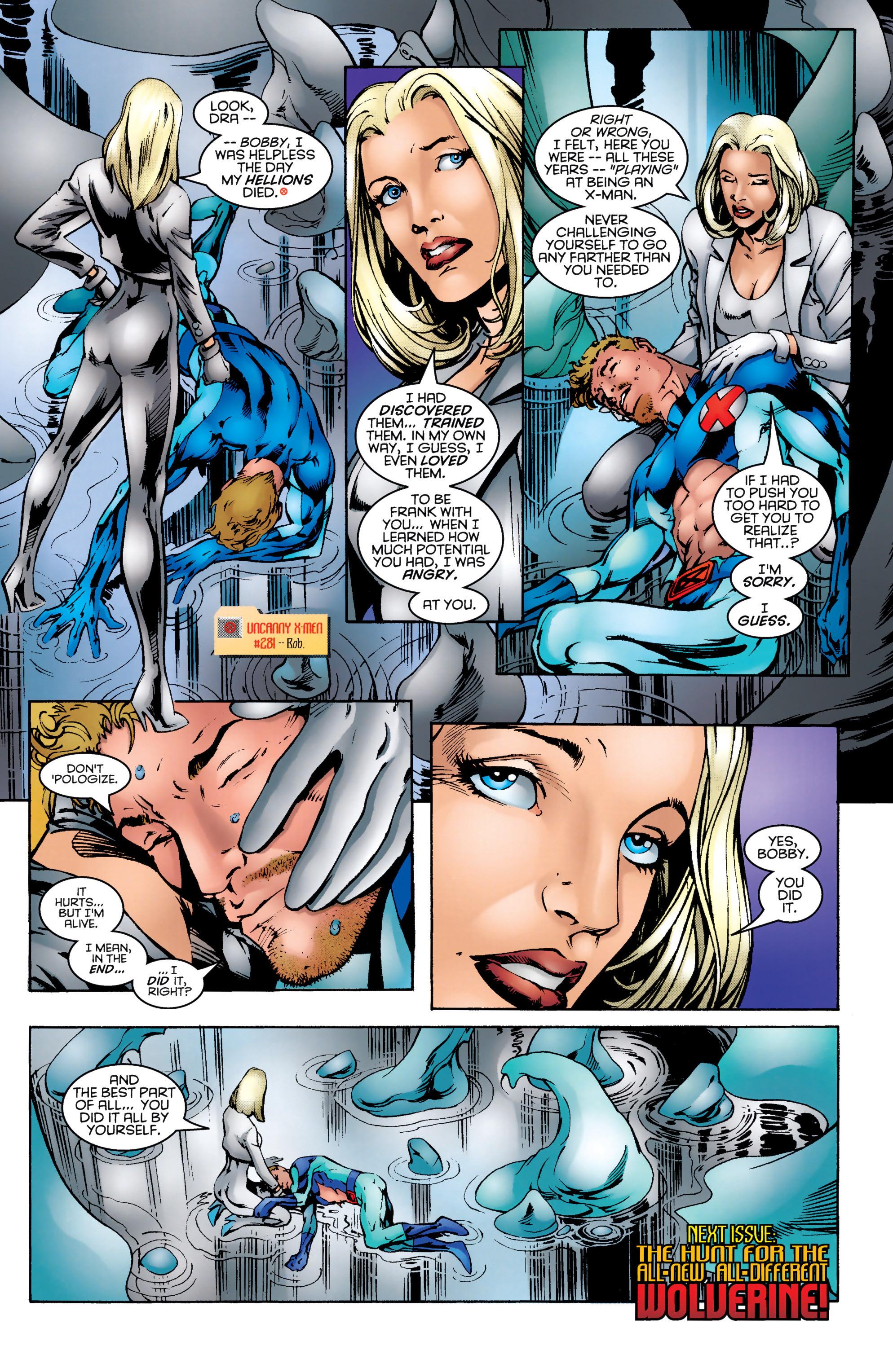Read online Uncanny X-Men (1963) comic -  Issue #331 - 18
