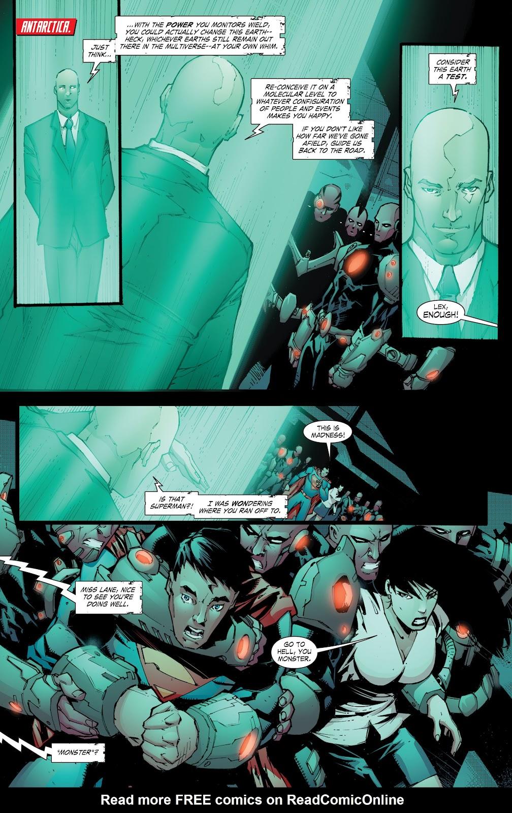 Read online Smallville Season 11 [II] comic -  Issue # TPB 8 - 152