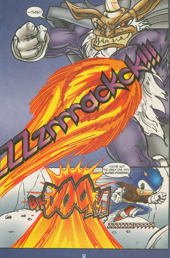 Read online Sonic Super Special comic -  Issue #15 - Naugus games - 17