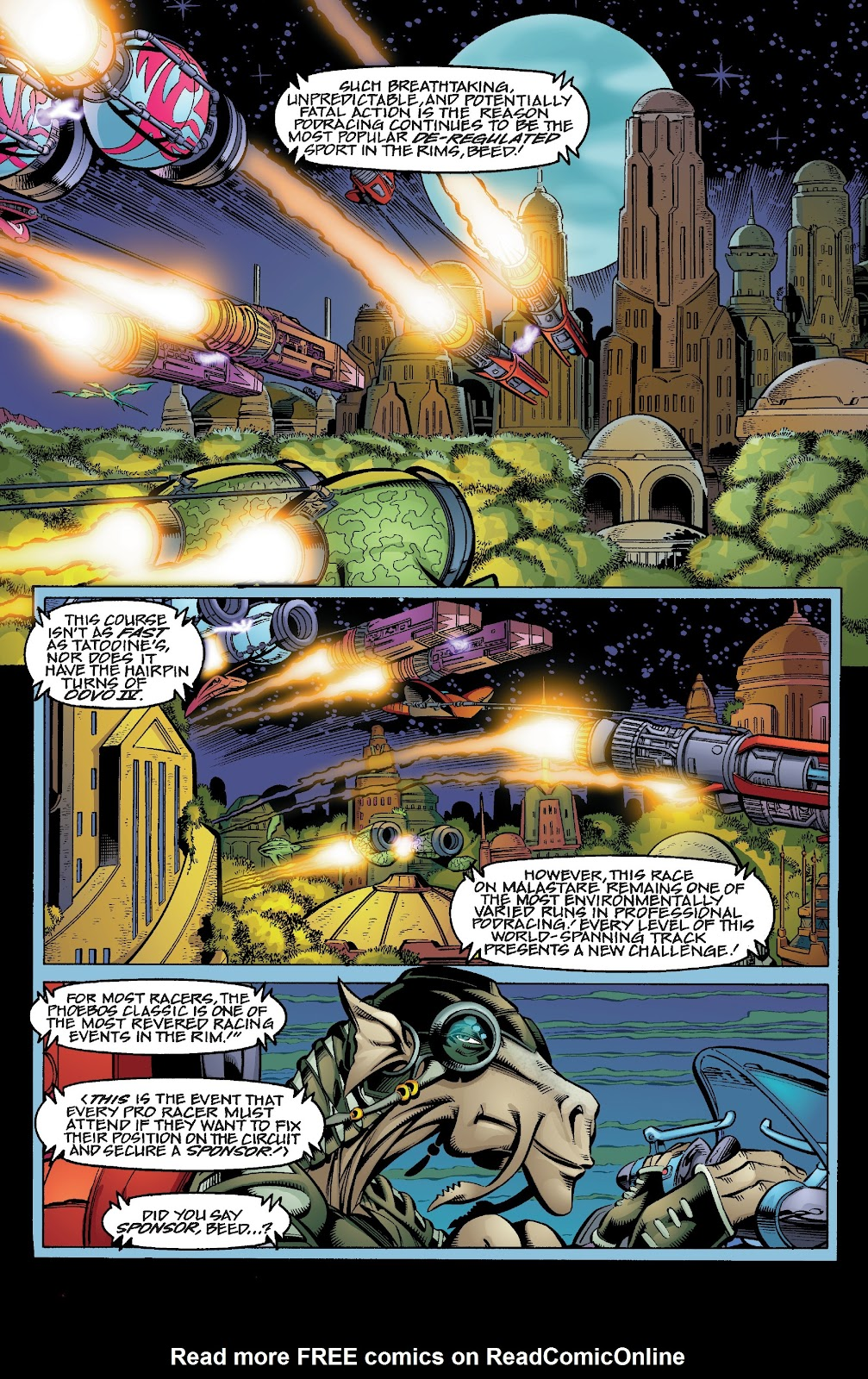 Read online Star Wars Legends Epic Collection: The Menace Revealed comic -  Issue # TPB (Part 3) - 75